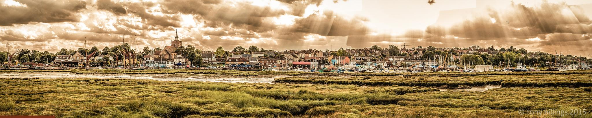 Maldon Panorama by tony billings