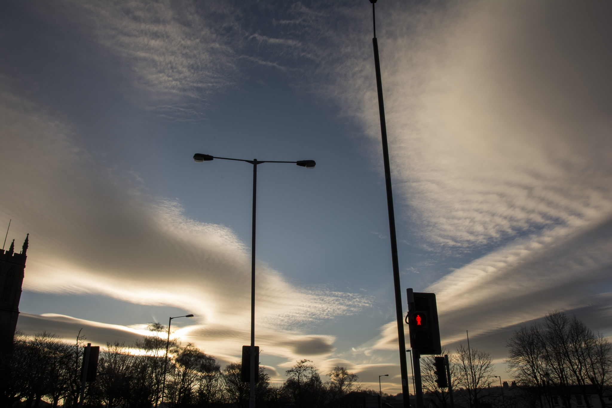 Morning clouds by geoffrey.teague.5