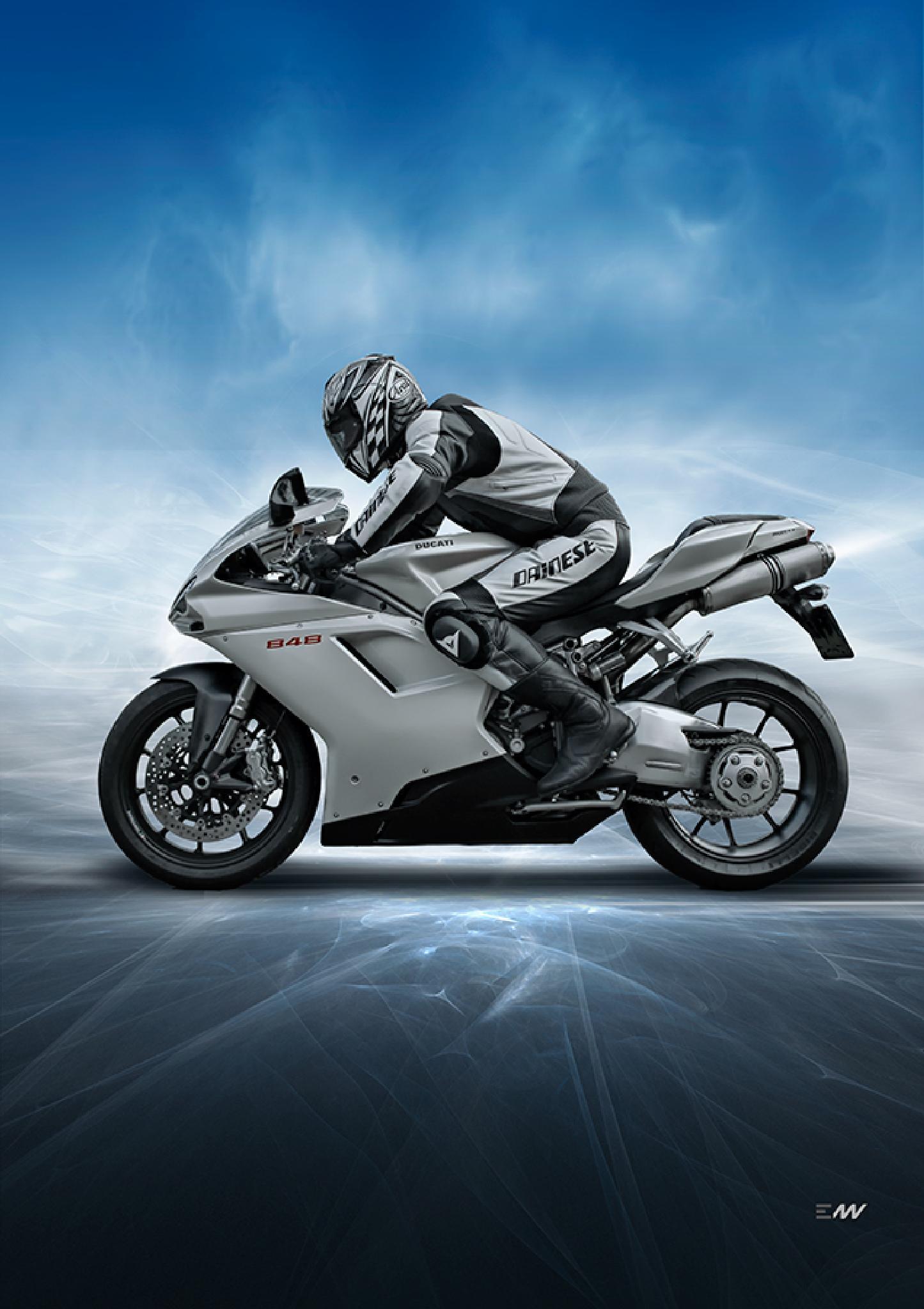 Ducati by emmaatjes