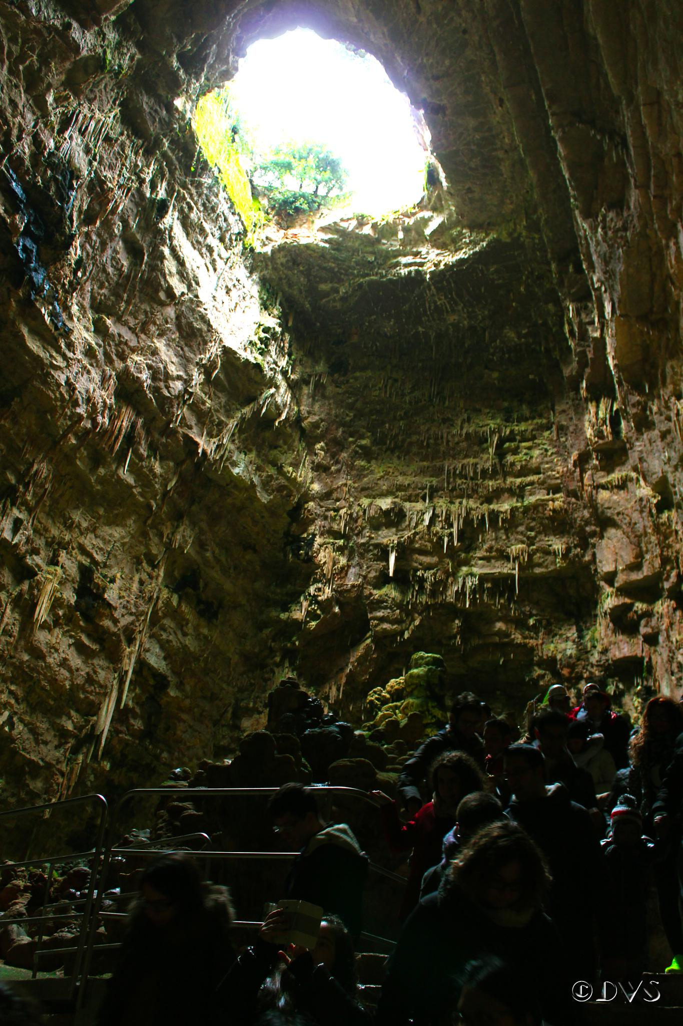 Castellana cave by Salvatore Del Vecchio