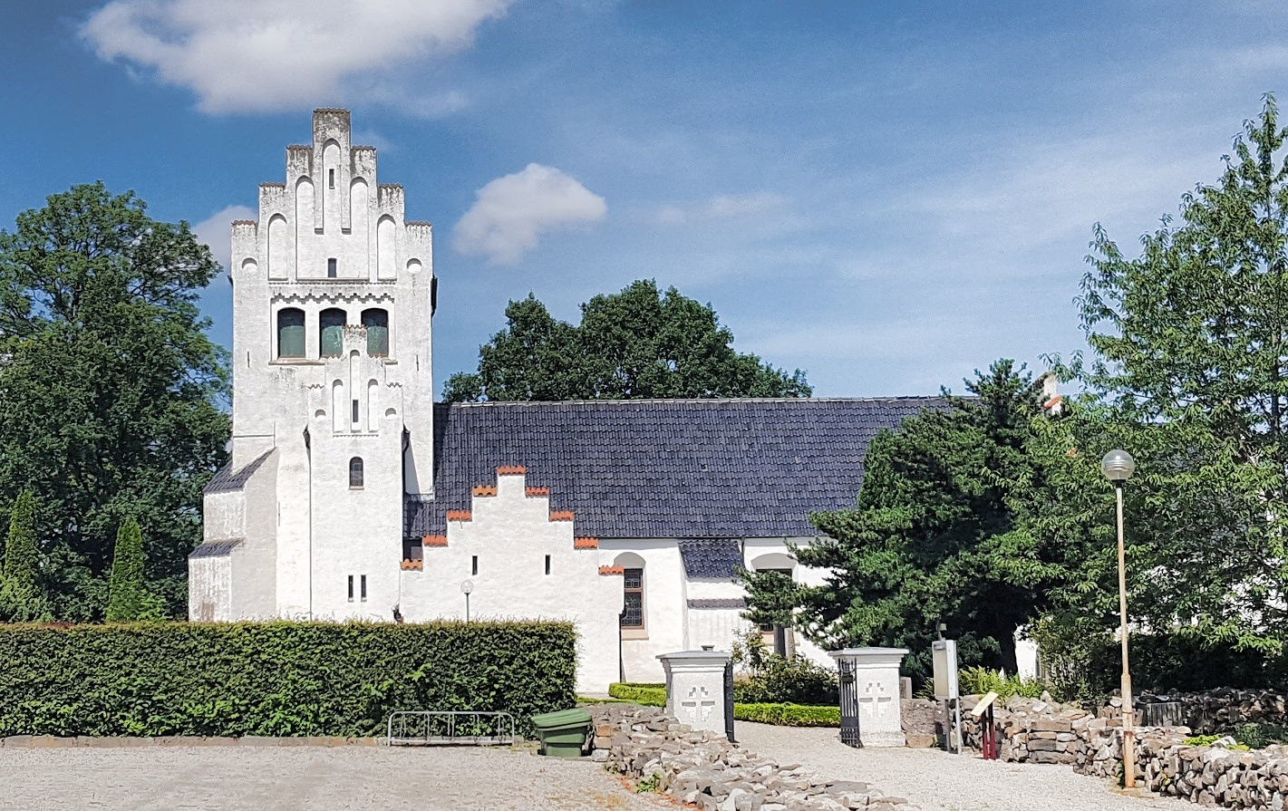 hardeberga church by goran.egevad