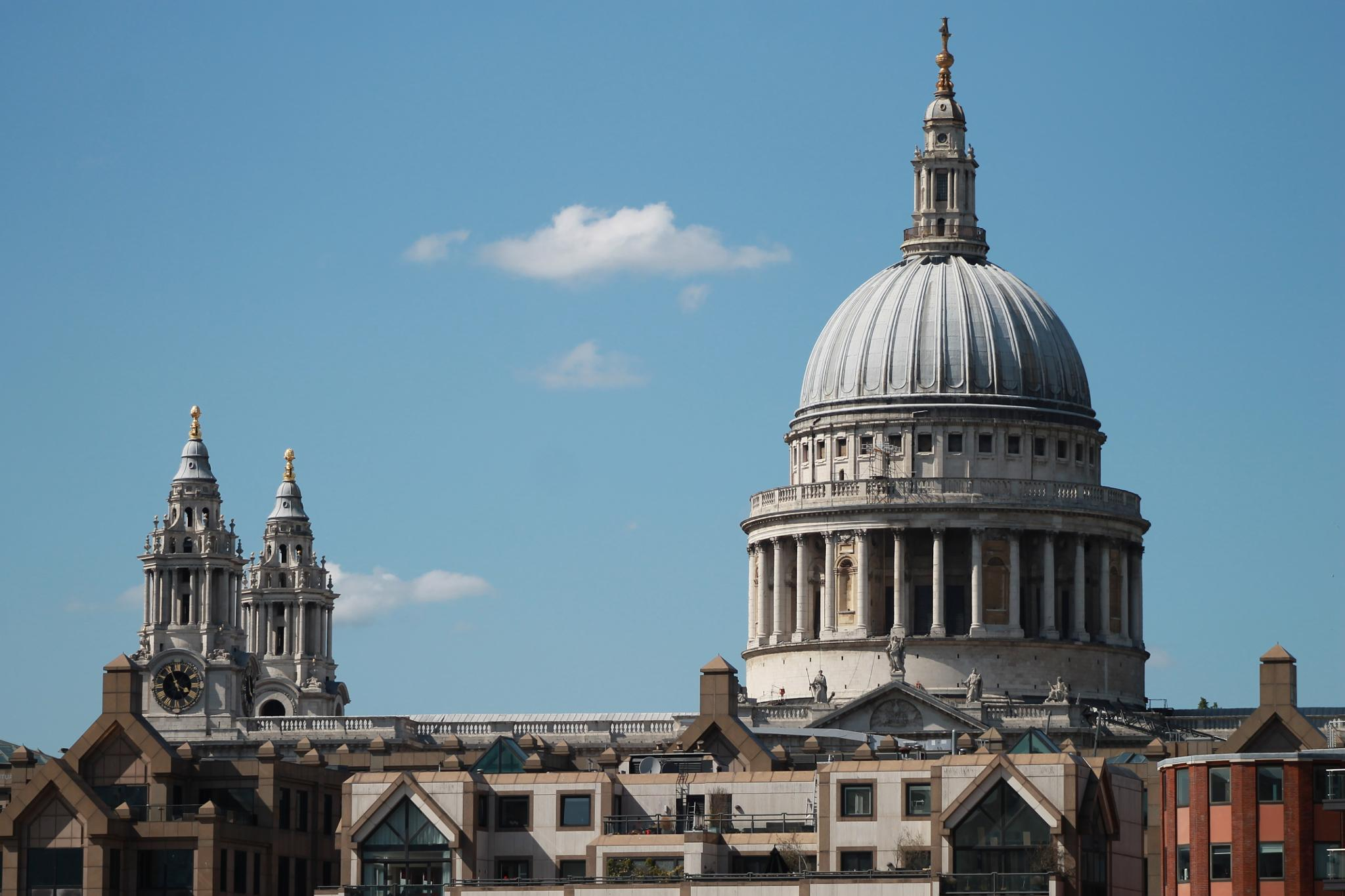 St Pauls Dome by mark.ascott.5