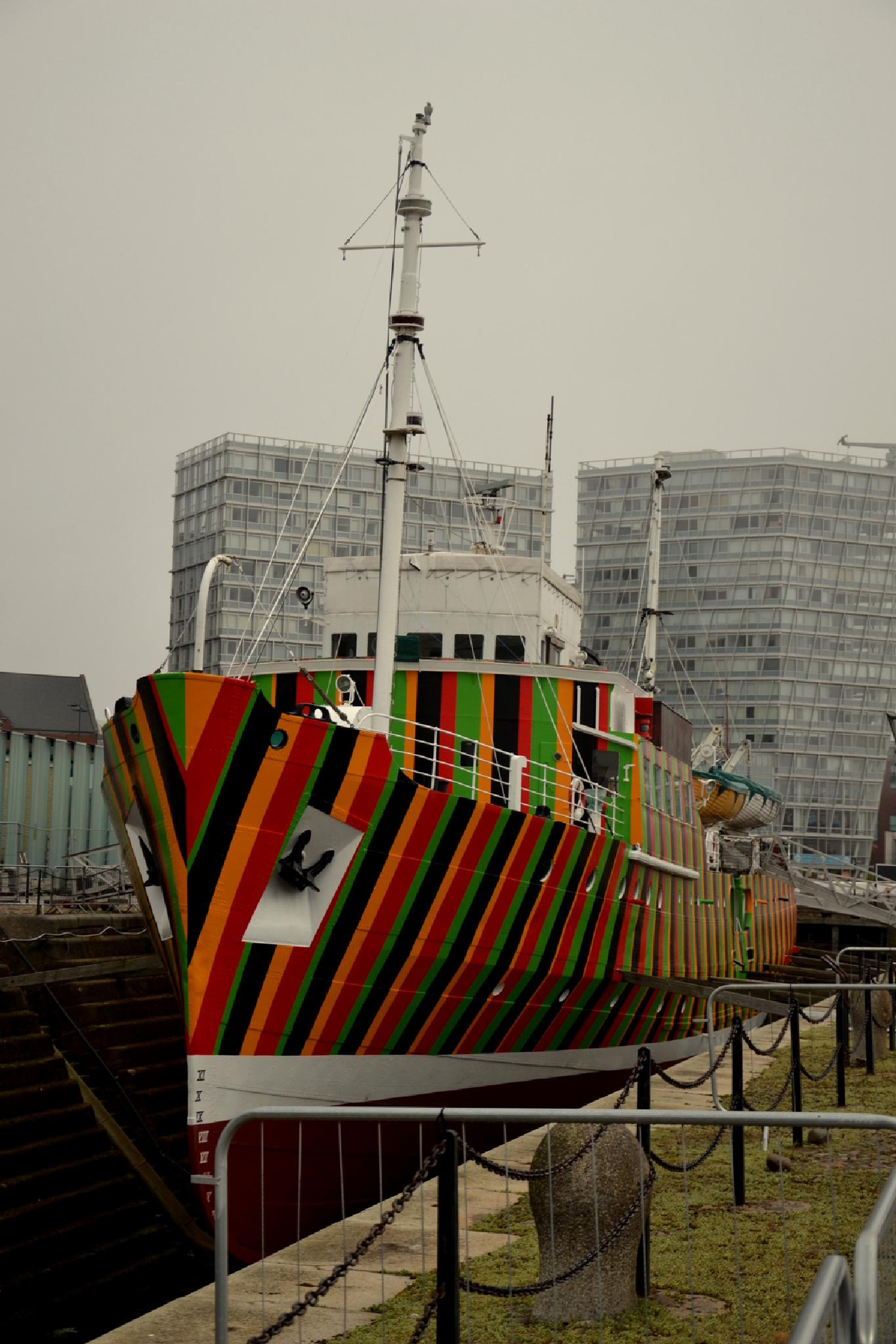 Dazzle Ship by stephen.spencer.737