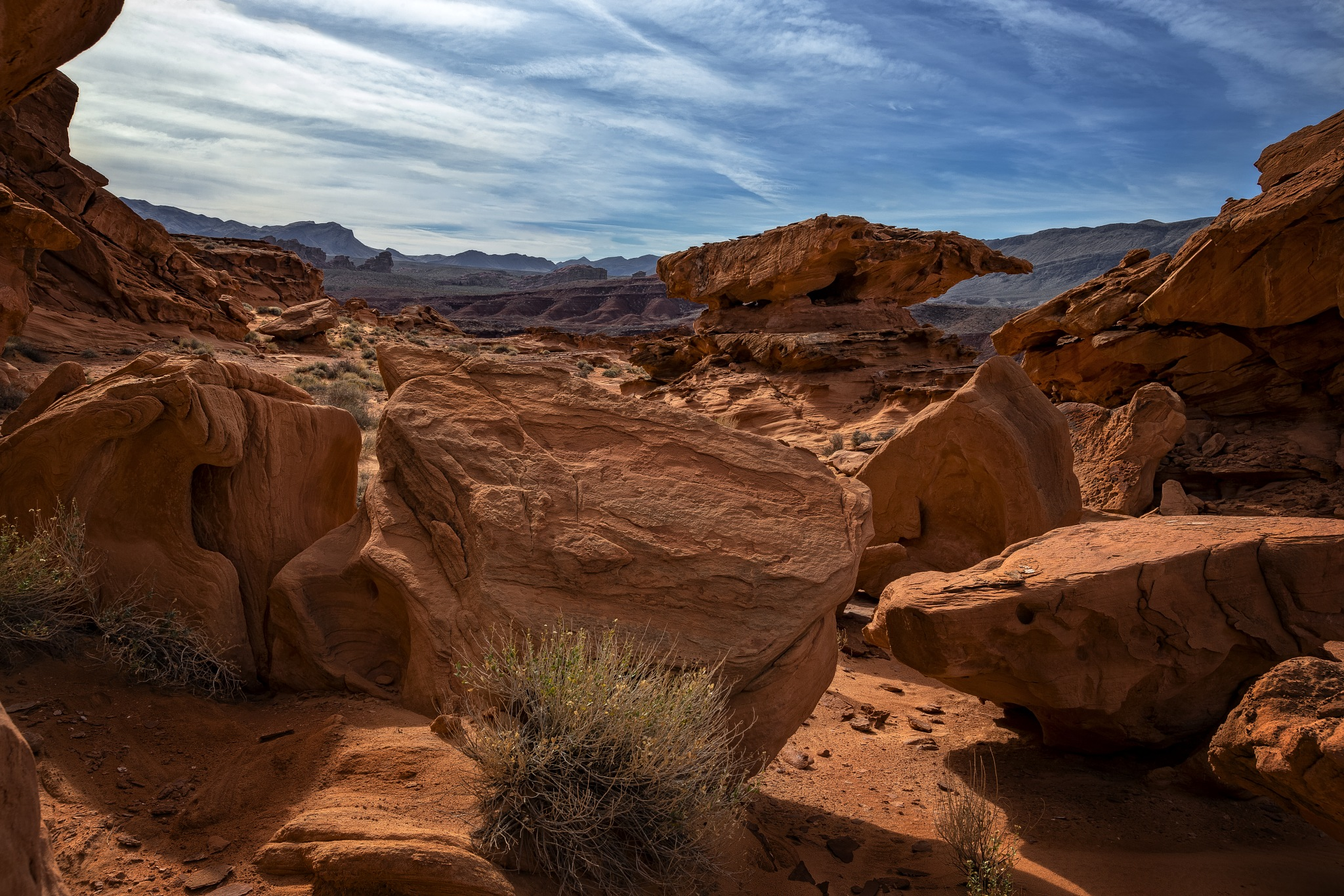 Gold Butte's Nevada by Ed Stilwell