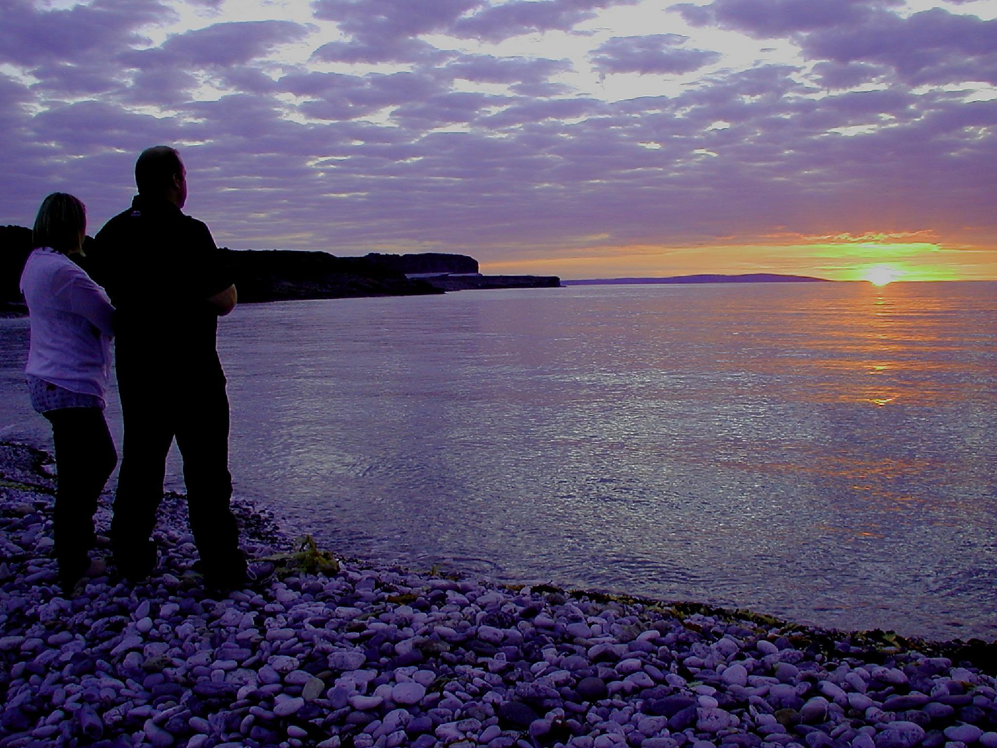 Penmon Sunset by Mark Ratcliffe