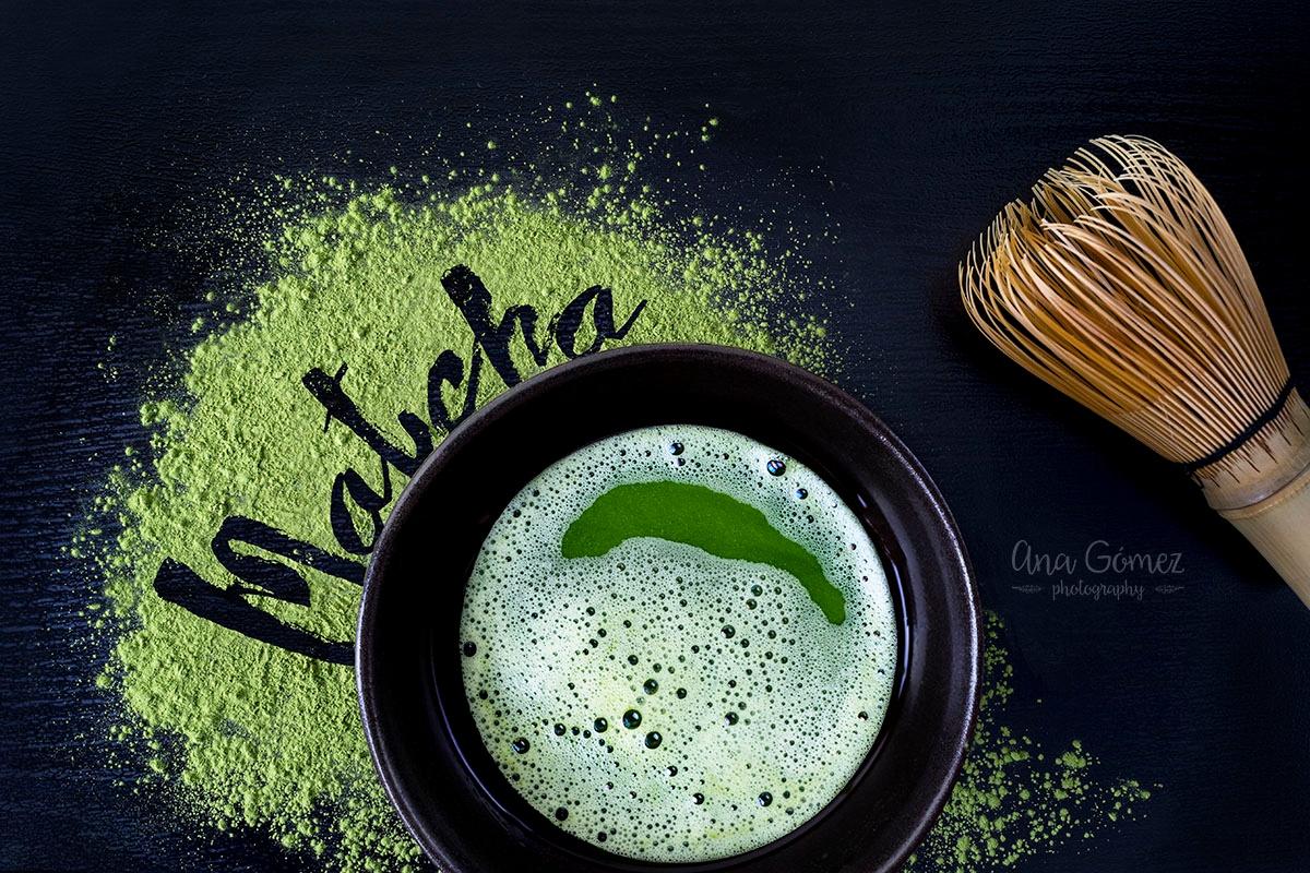 Matcha tea by Ana Gomez