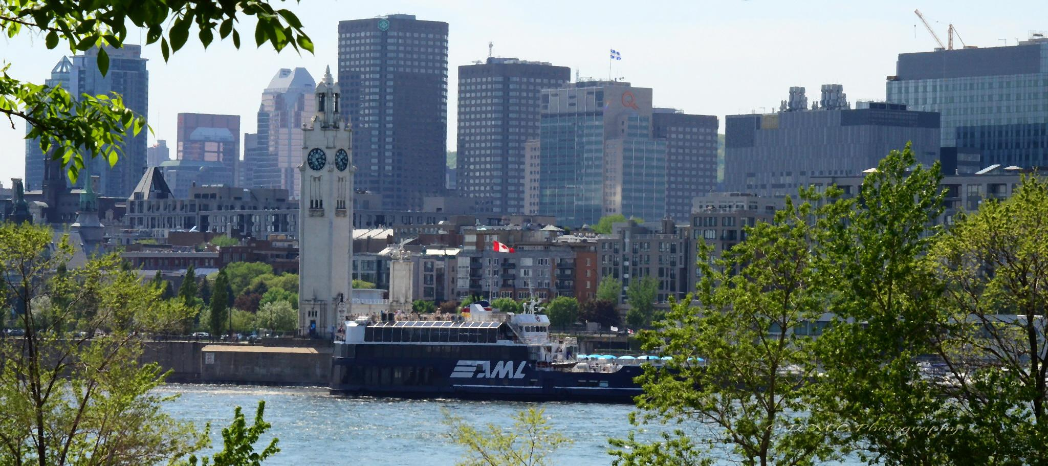 Touring the St Lawrence Seaway. by D M Camps Photography