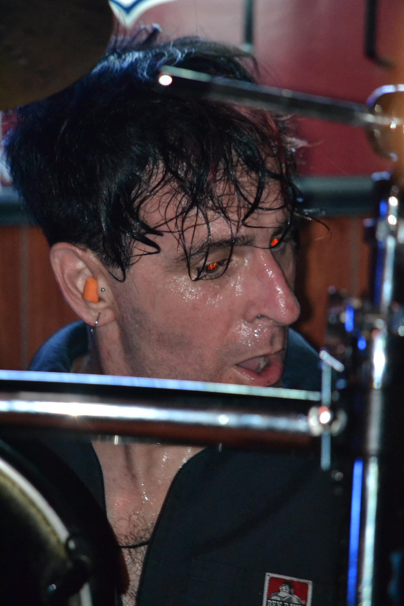 Demon Drummer by ddragonstyle