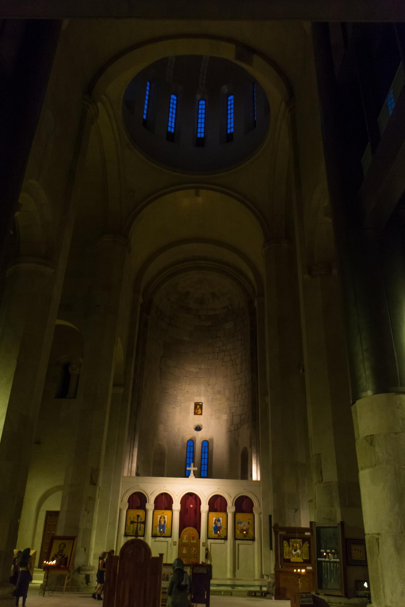 Altar by Malcolm