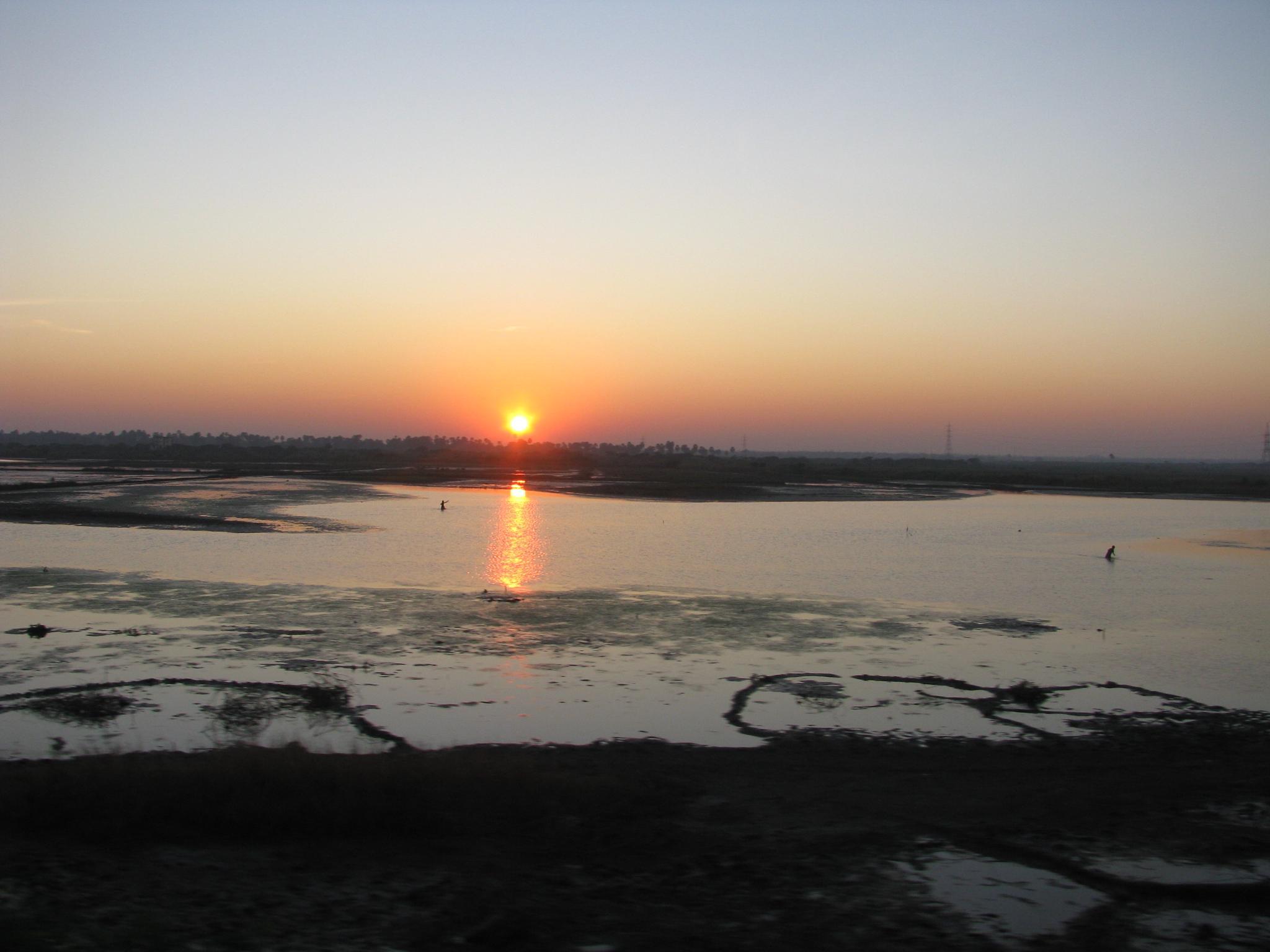 SUNSET by Siddhesh Mandlik