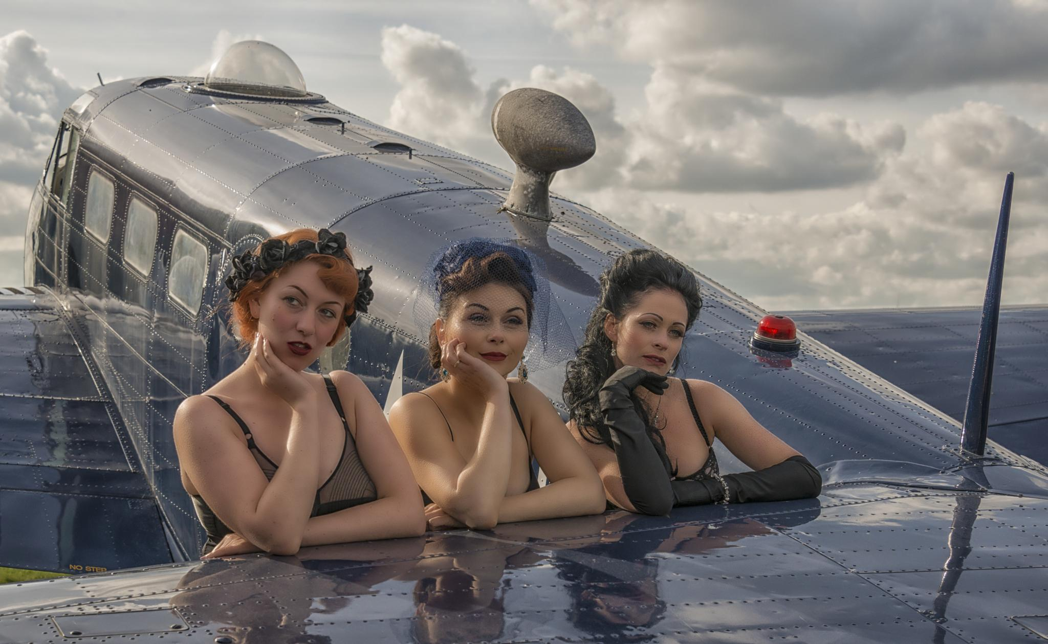 Belles Of Bruntingthorpe.... by KarenT