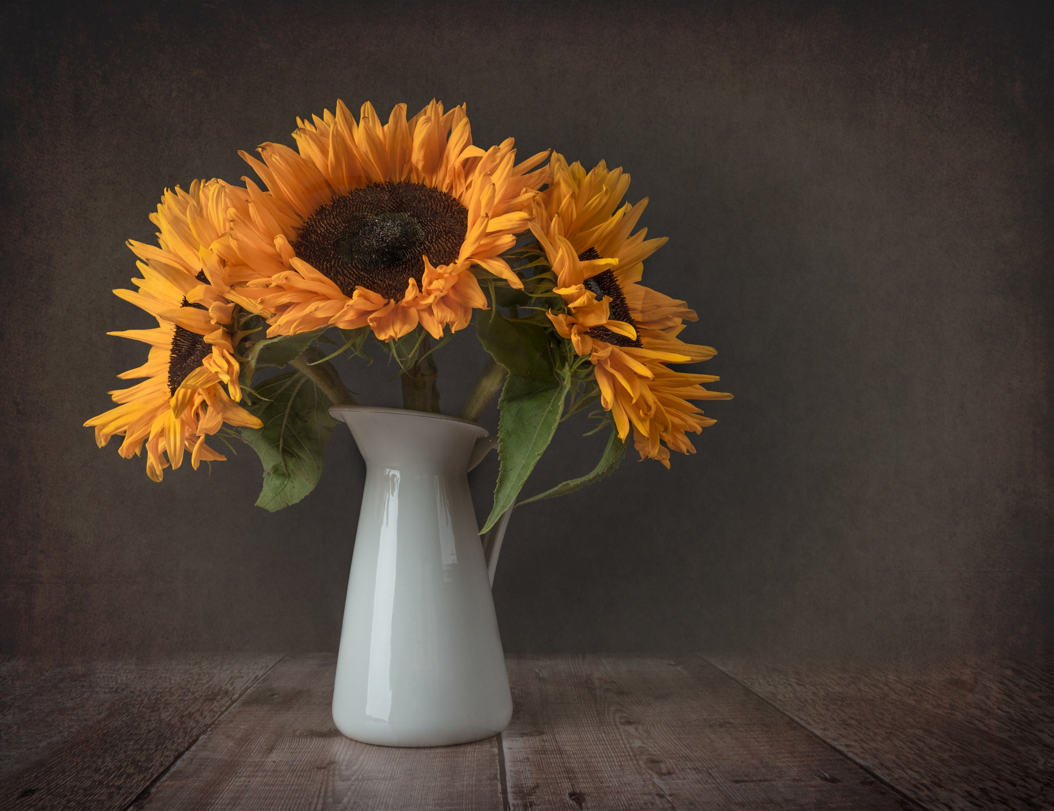 Sunflowers by KarenT