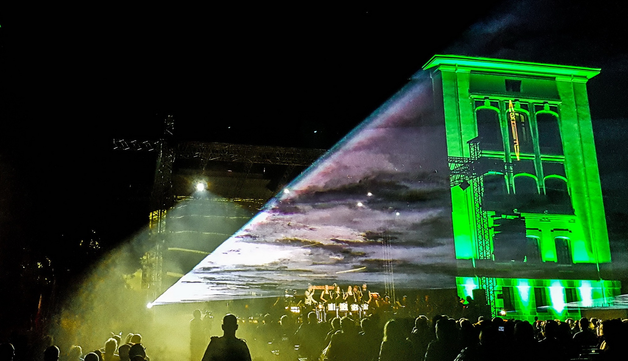 Laser and The Man by EnacheArmandIustinian