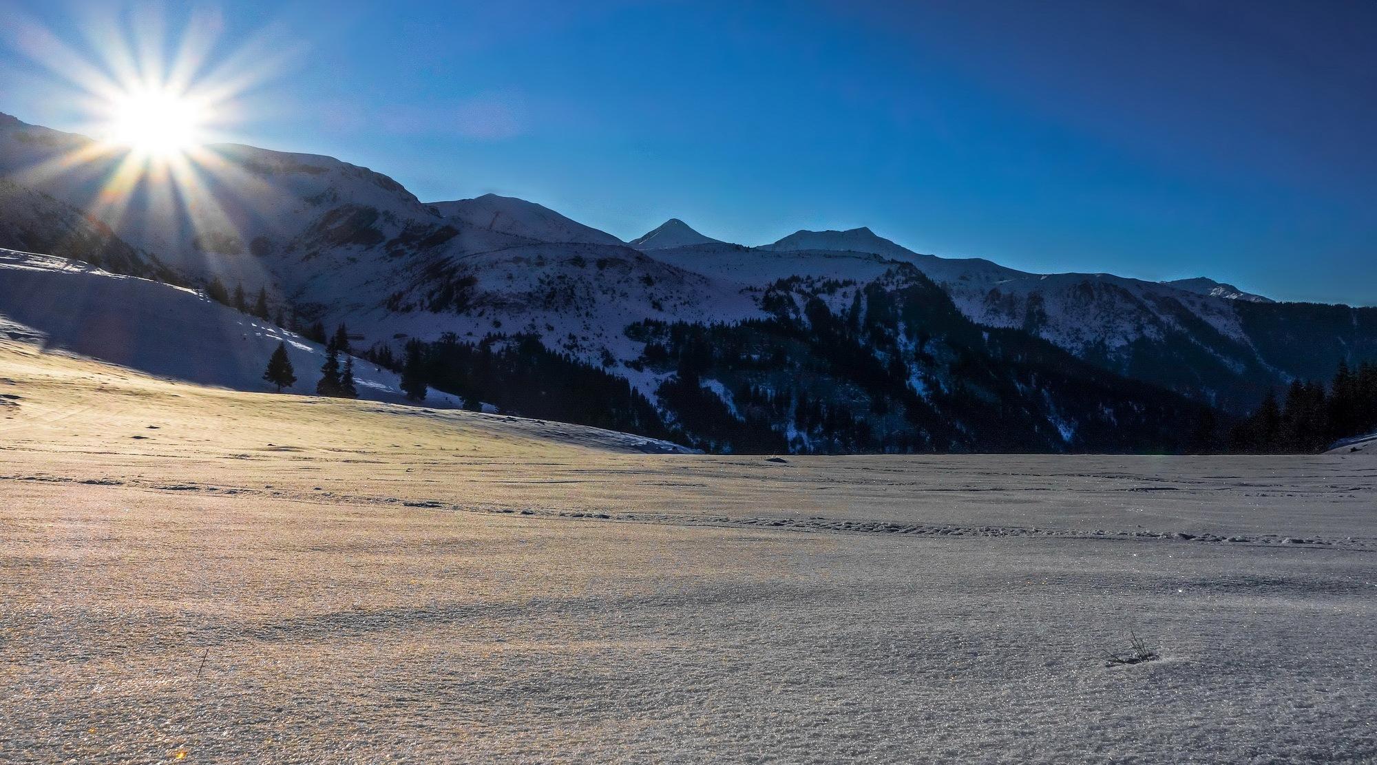 Cold Rays from  Stiol Zone  by EnacheArmandIustinian