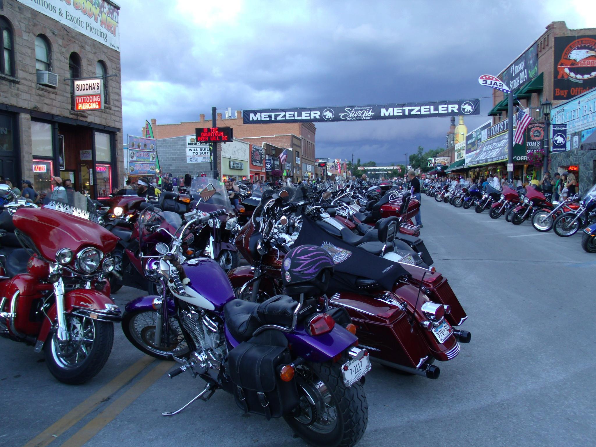 Bike Week 2014 Sturgis, South Dakota by sueherdt