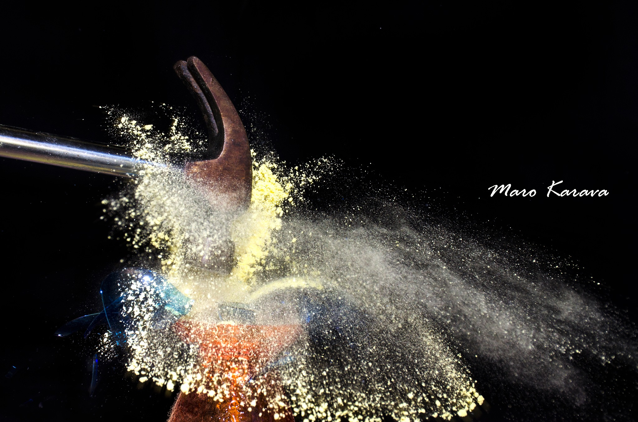 holi powder by marokkyprianou