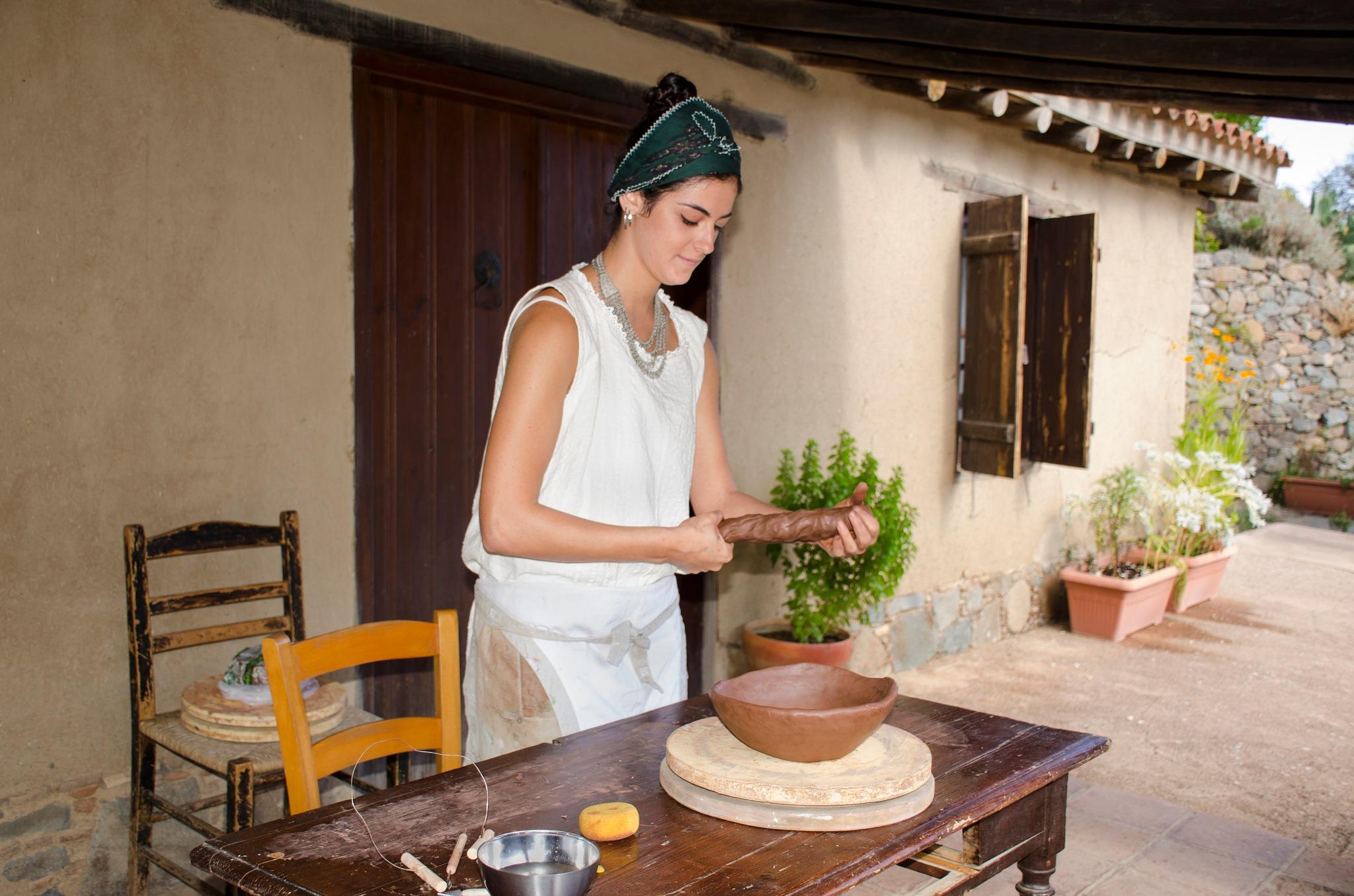 Pottery by marokkyprianou