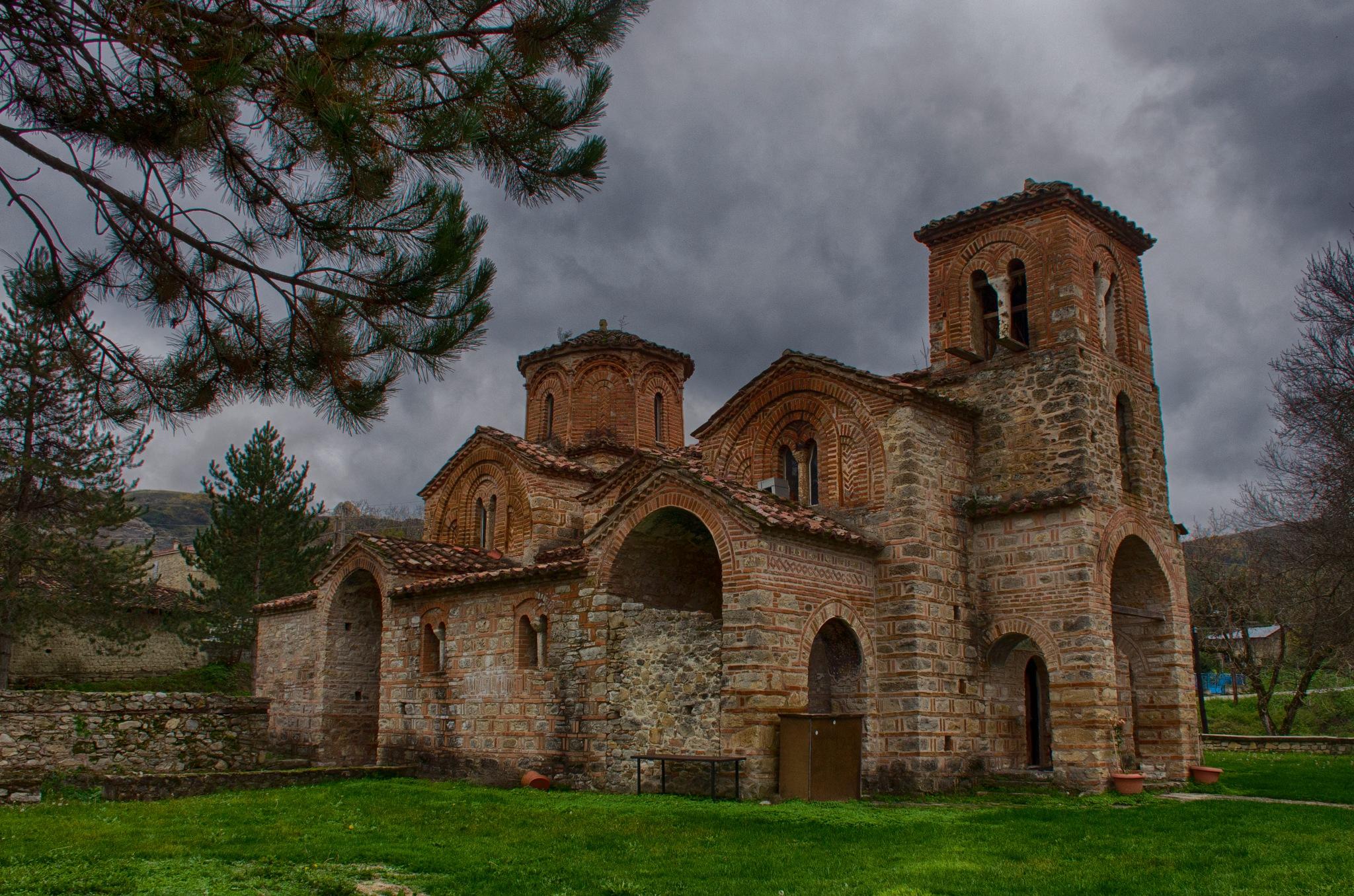 Church of Ayios Georgios (Omorfokklisia) by marokkyprianou