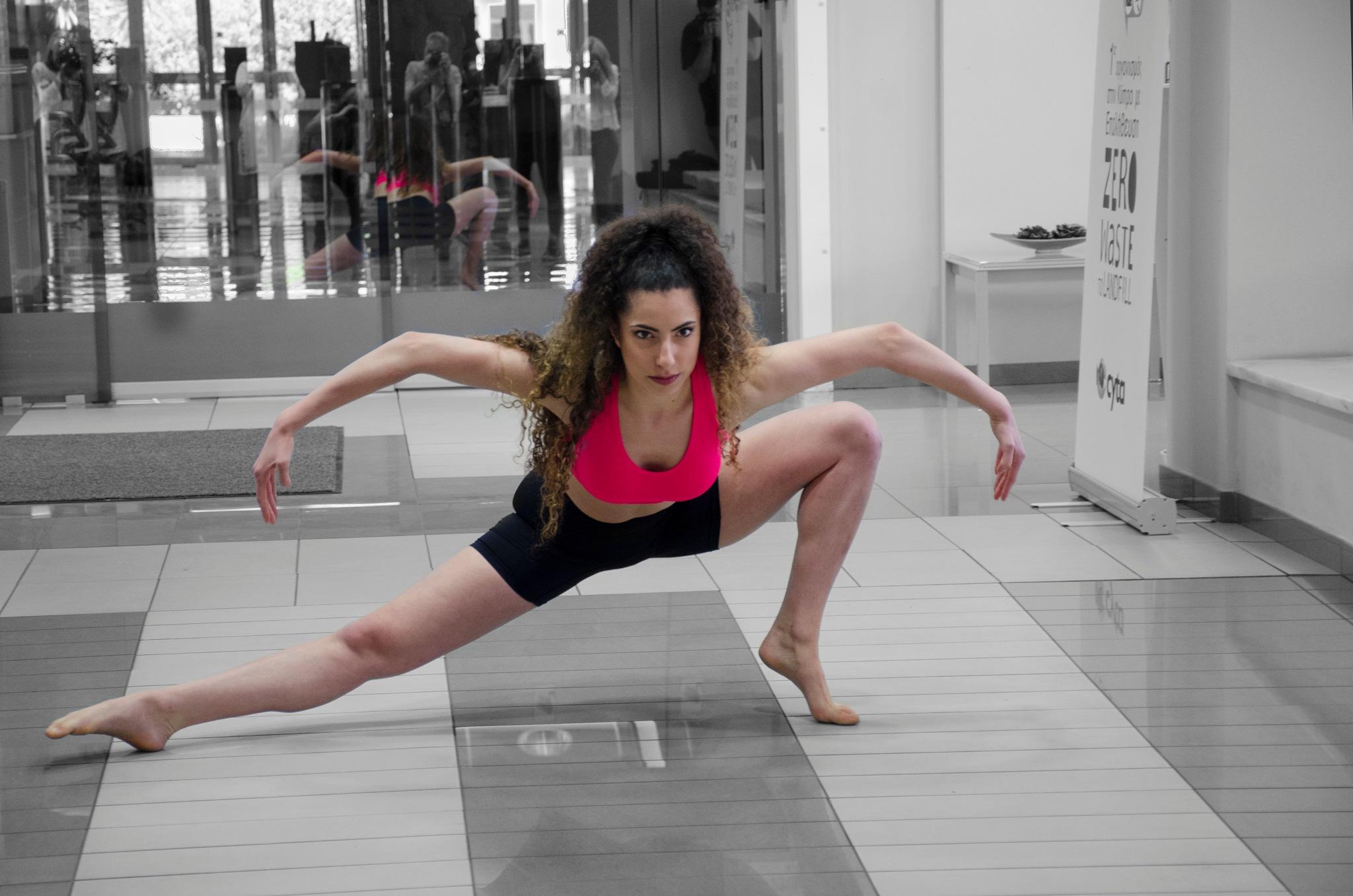 Stretching  by marokkyprianou