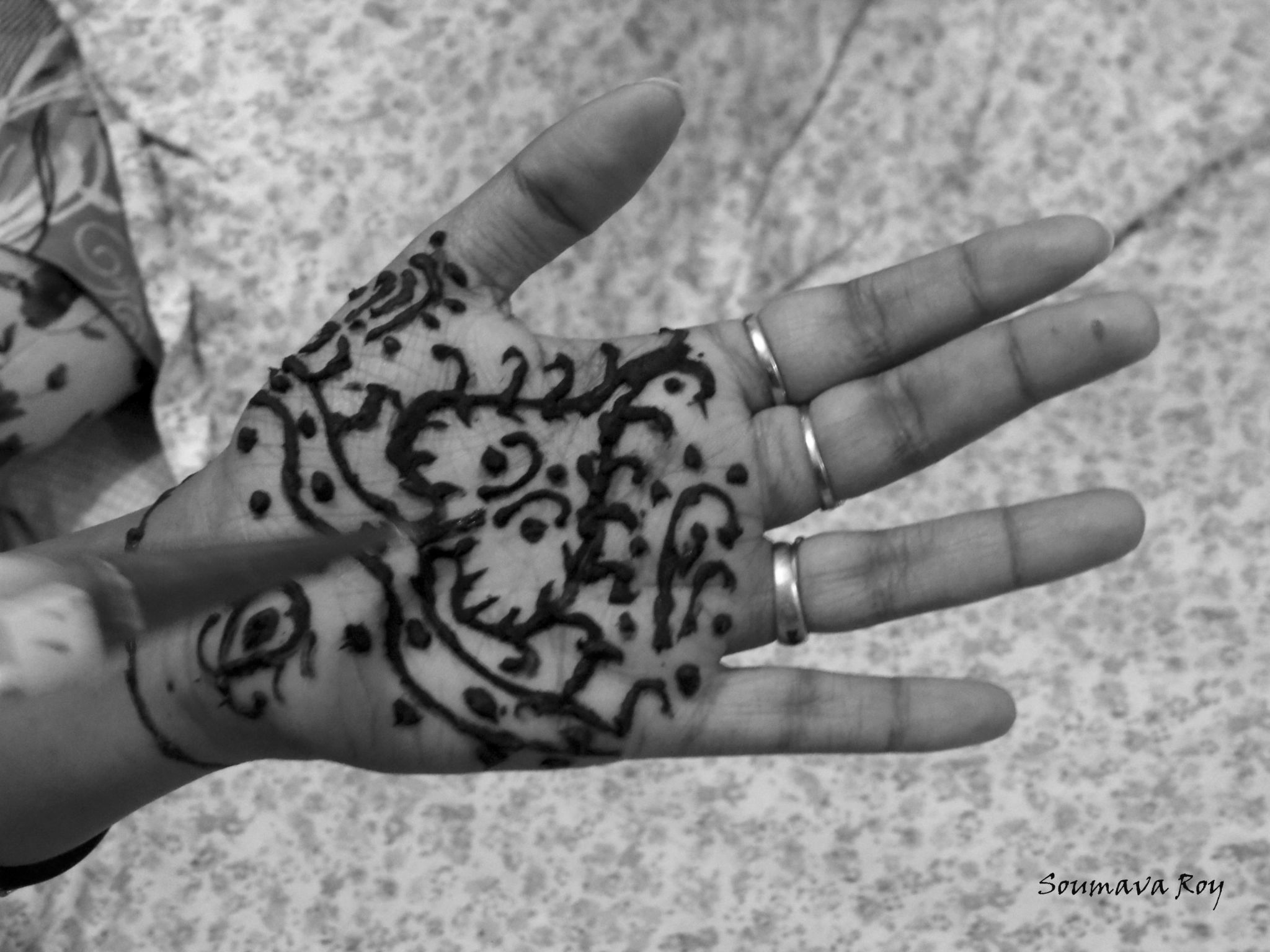 Hand Ornamentation.... by soumavaroy56