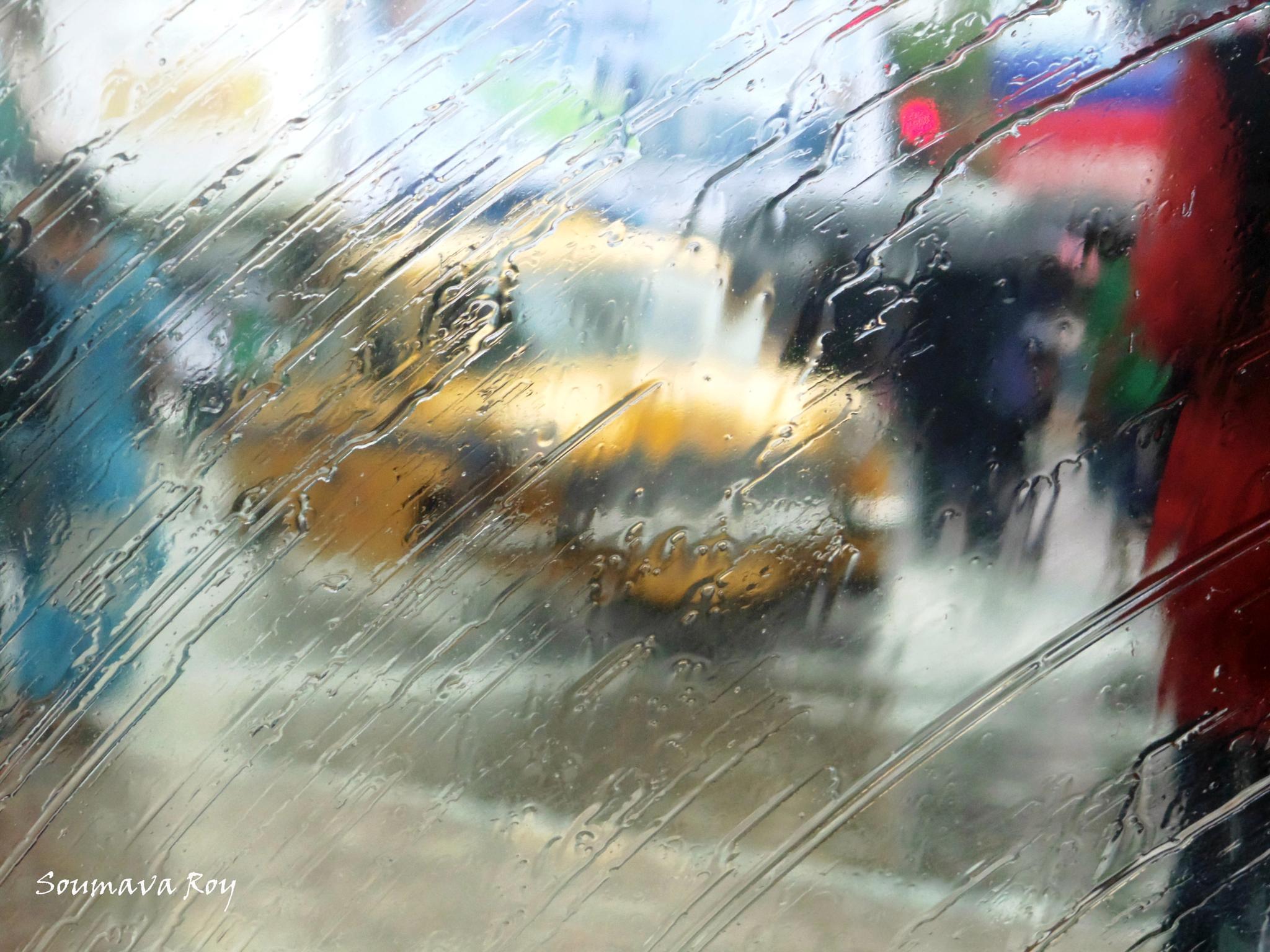 Rain Canvas.... by soumavaroy56