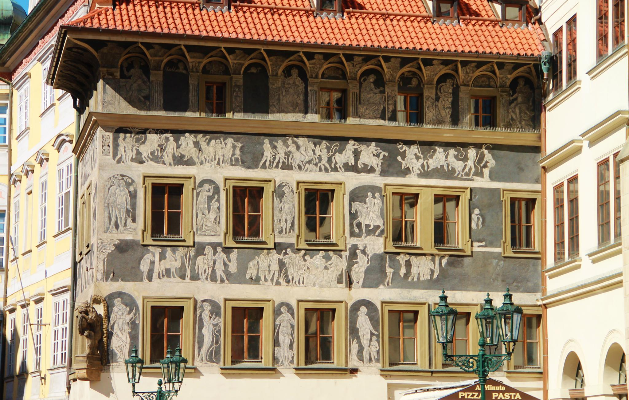decorative house fronts by ichernin