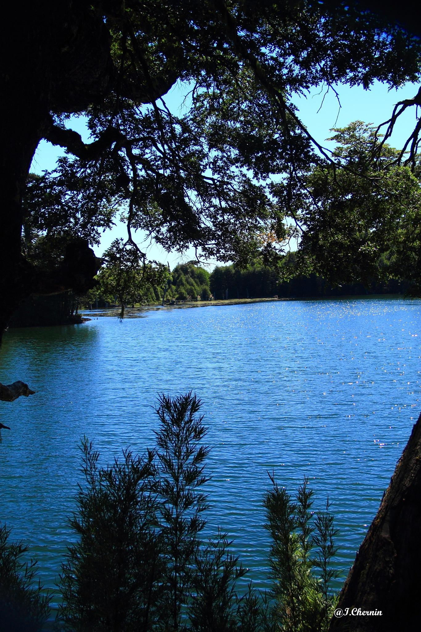 captren lagoon by ichernin