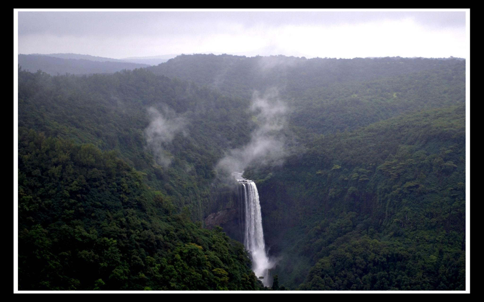 Sural Falls (Venezuela of Karnataka, India) by PrakashGouda