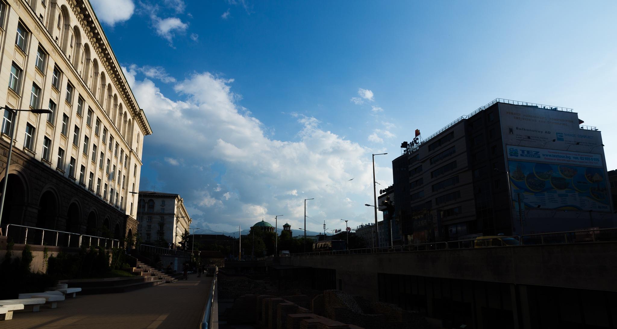 Towards Vitosha by DerekLee