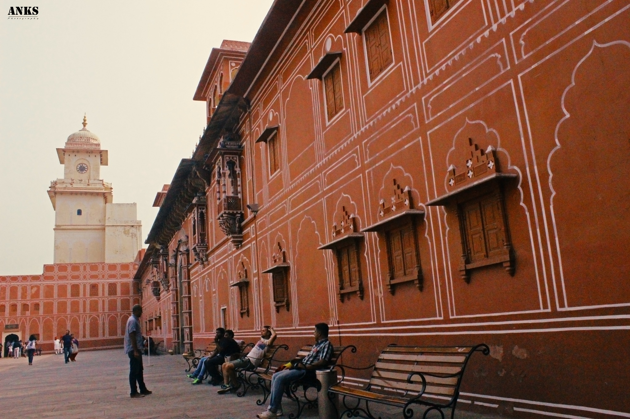 jaipur_pinkcity by Anks Photography