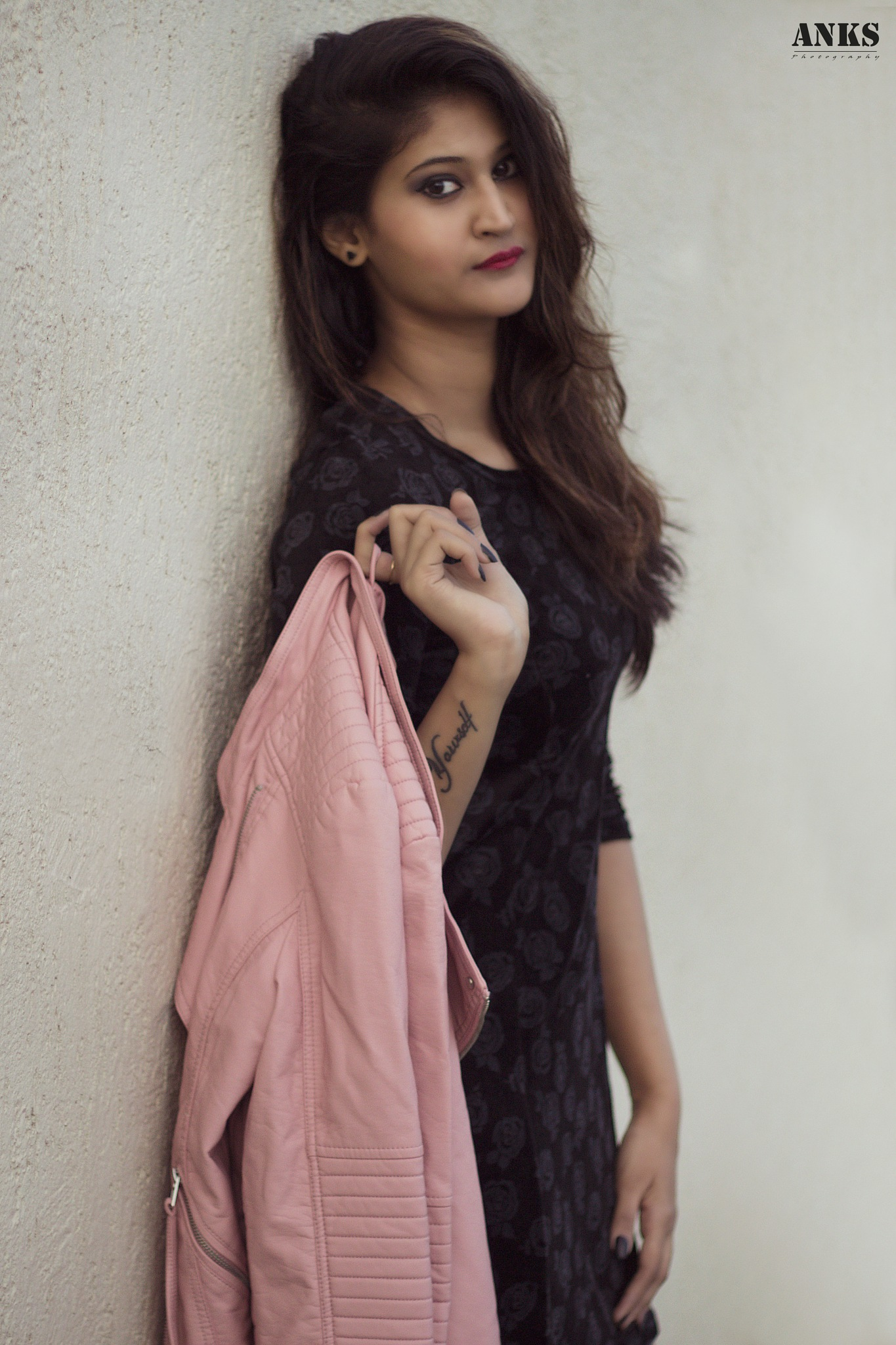 Soumya Bhat  by Anks Photography