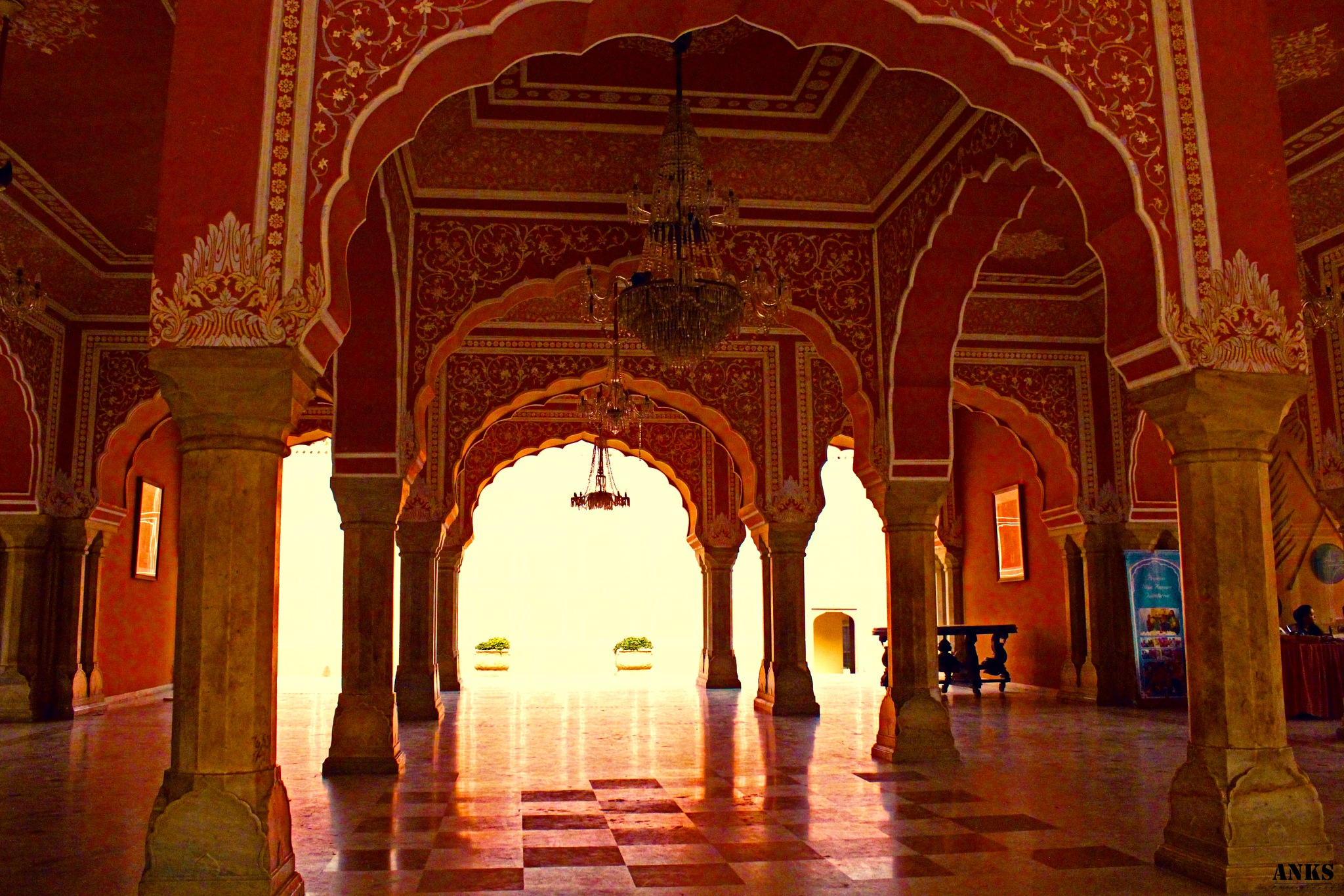 jaipur_citypalace by Anks Photography