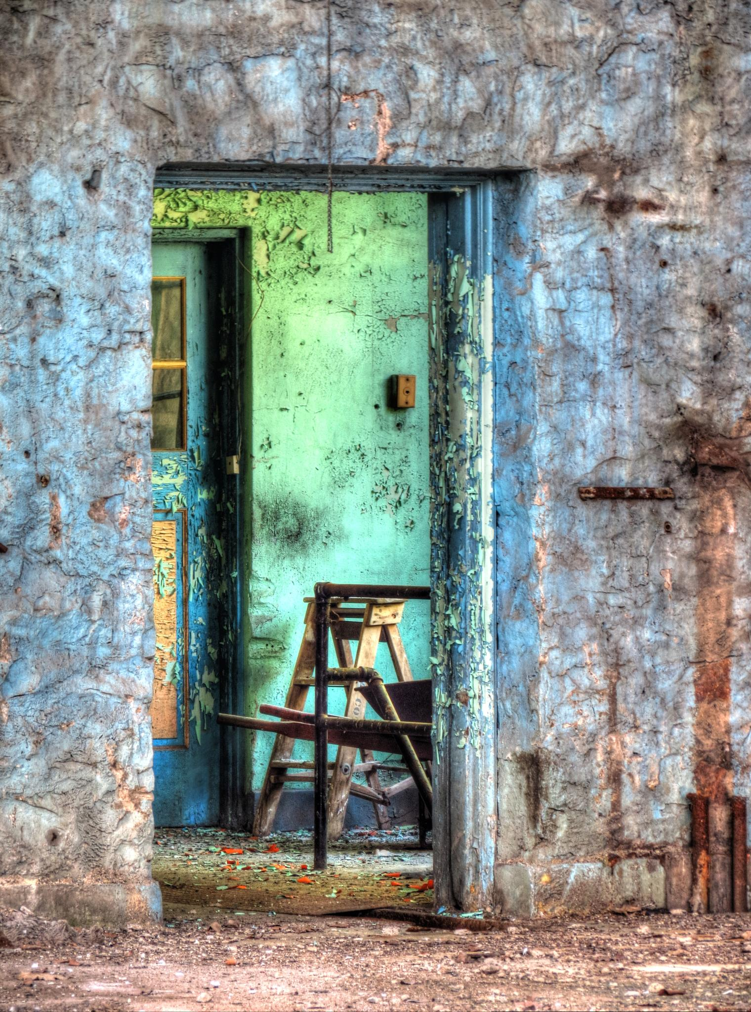 Doorway  by Susan M. O'Brien