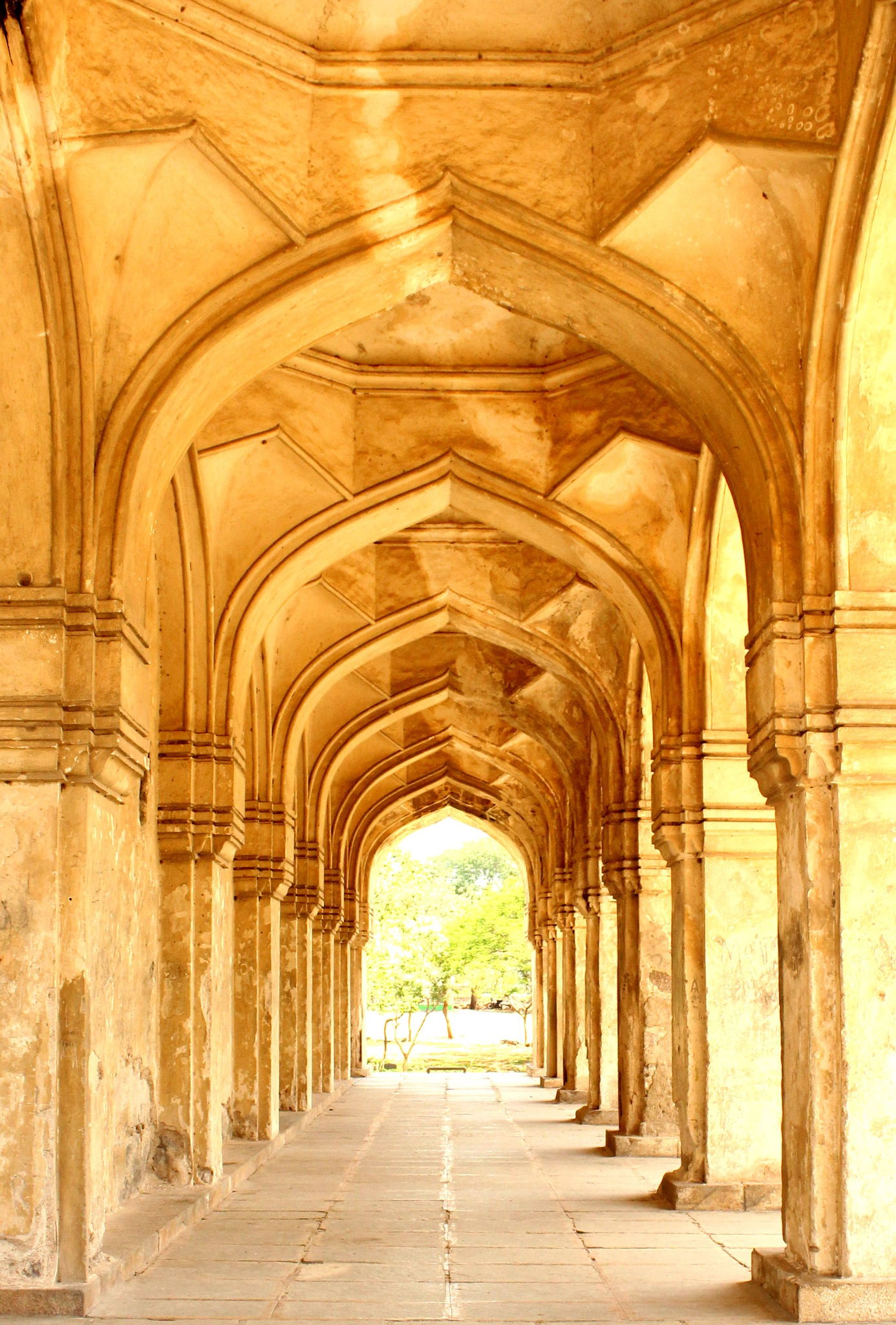 Qutb Shahi Tombs by Maxwel Samael