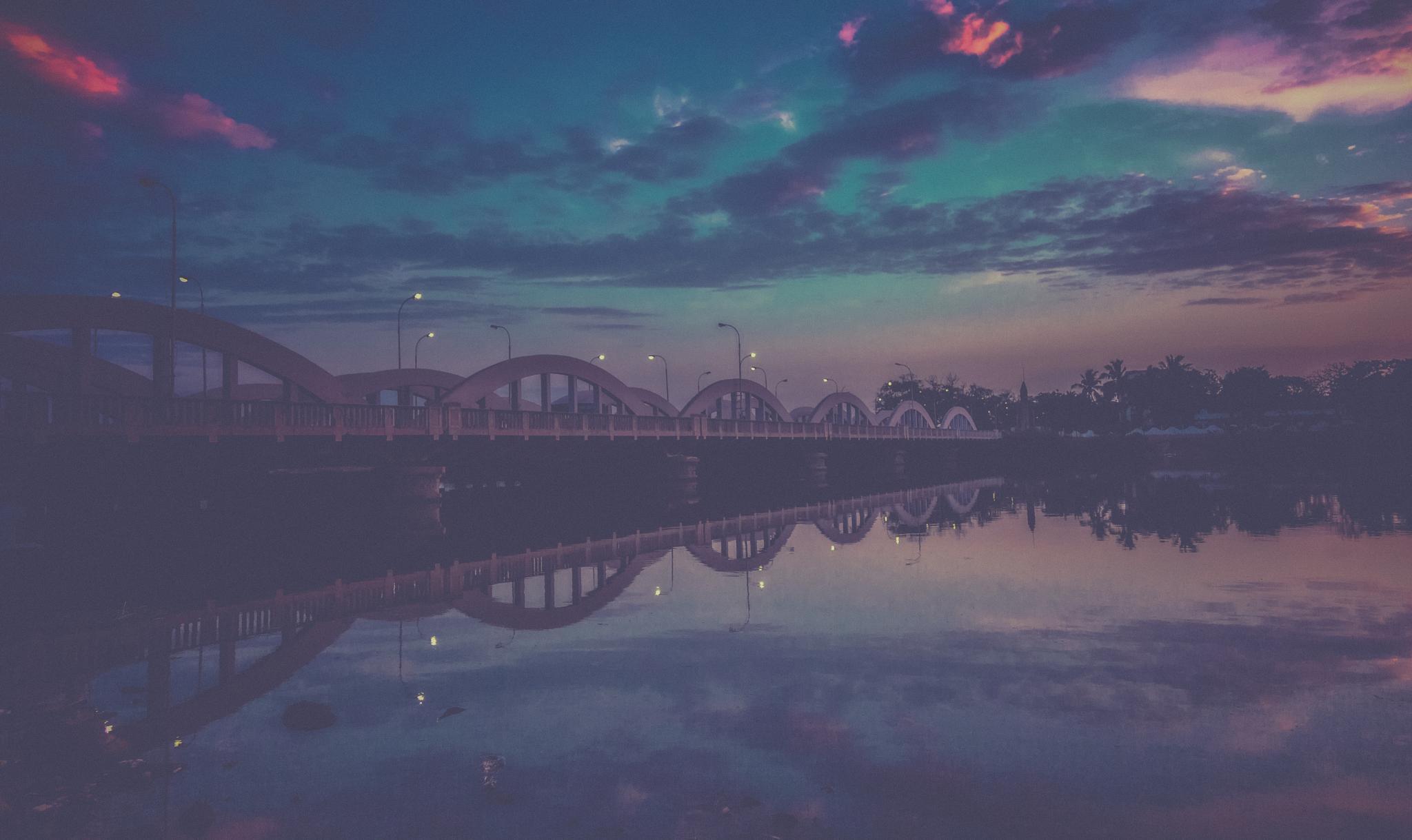Nappier bridge by istills