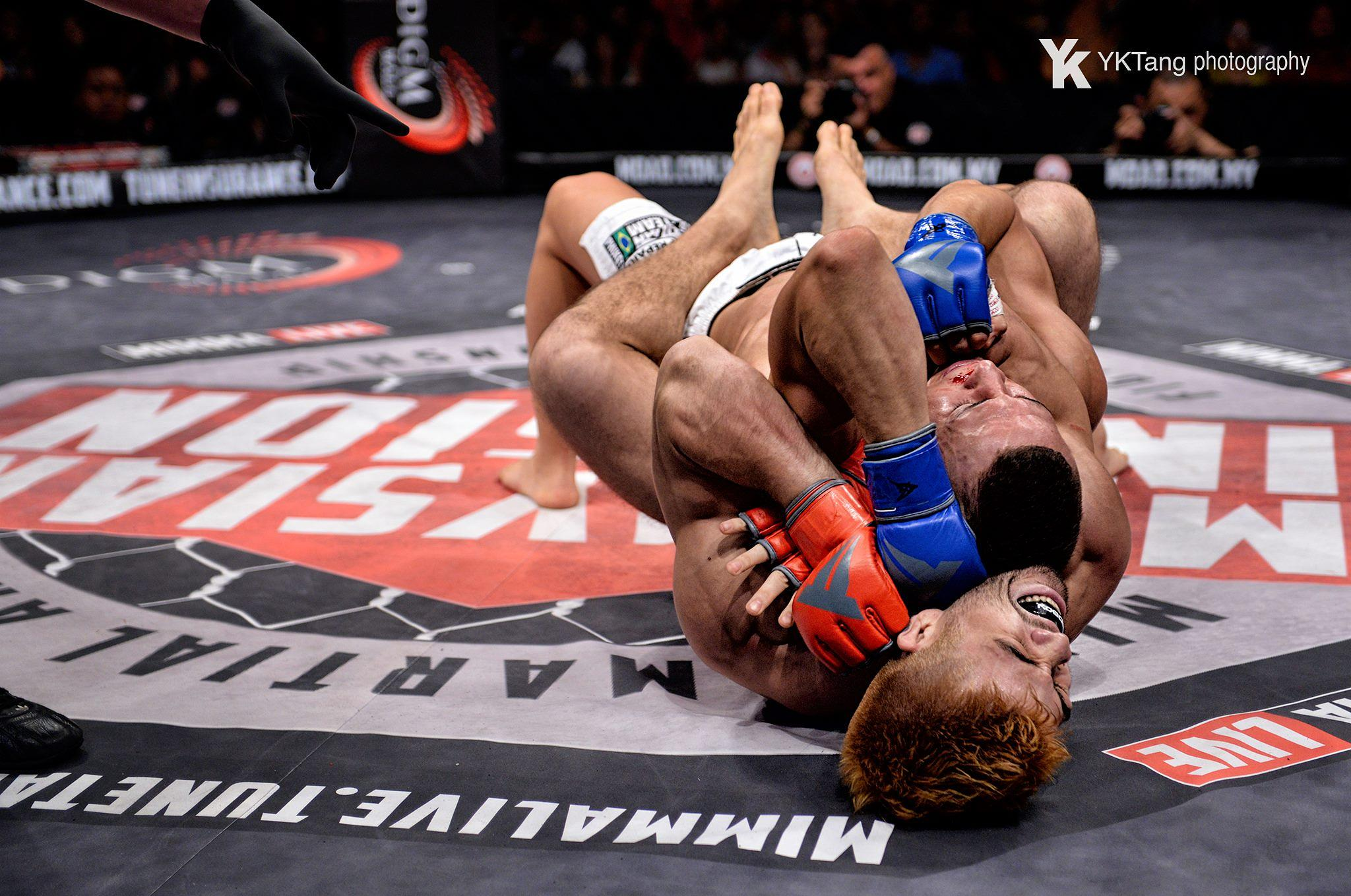 Malaysian Invasion Mixed Martial Arts Professional Fight by yktangphotography