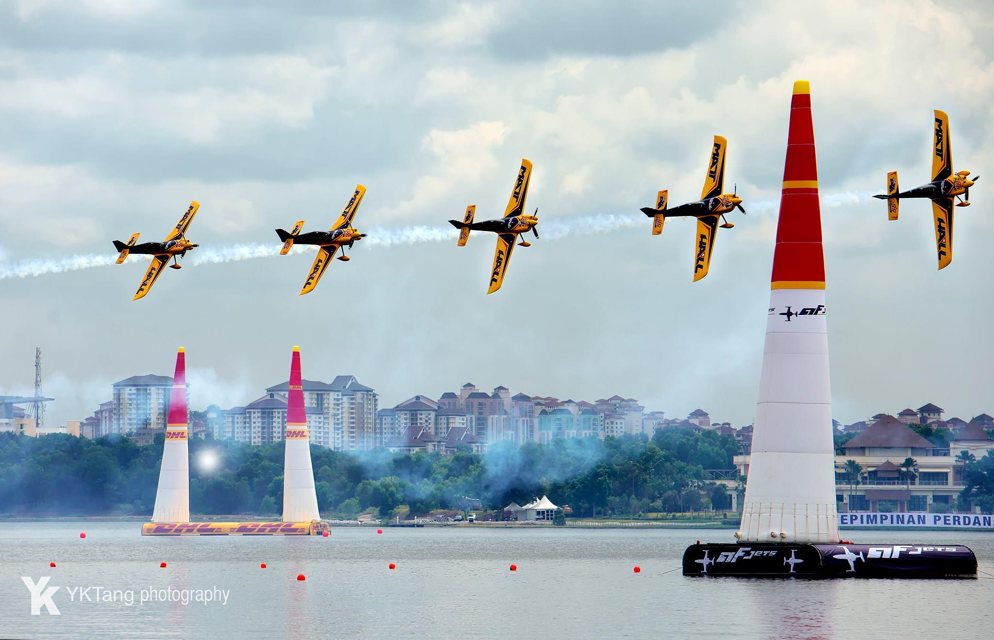 Red Bull Air Race by yktangphotography