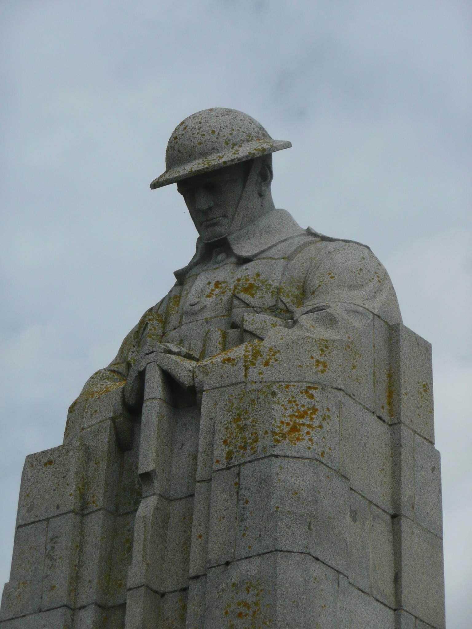 Vimy Memorial in France by John Purificati