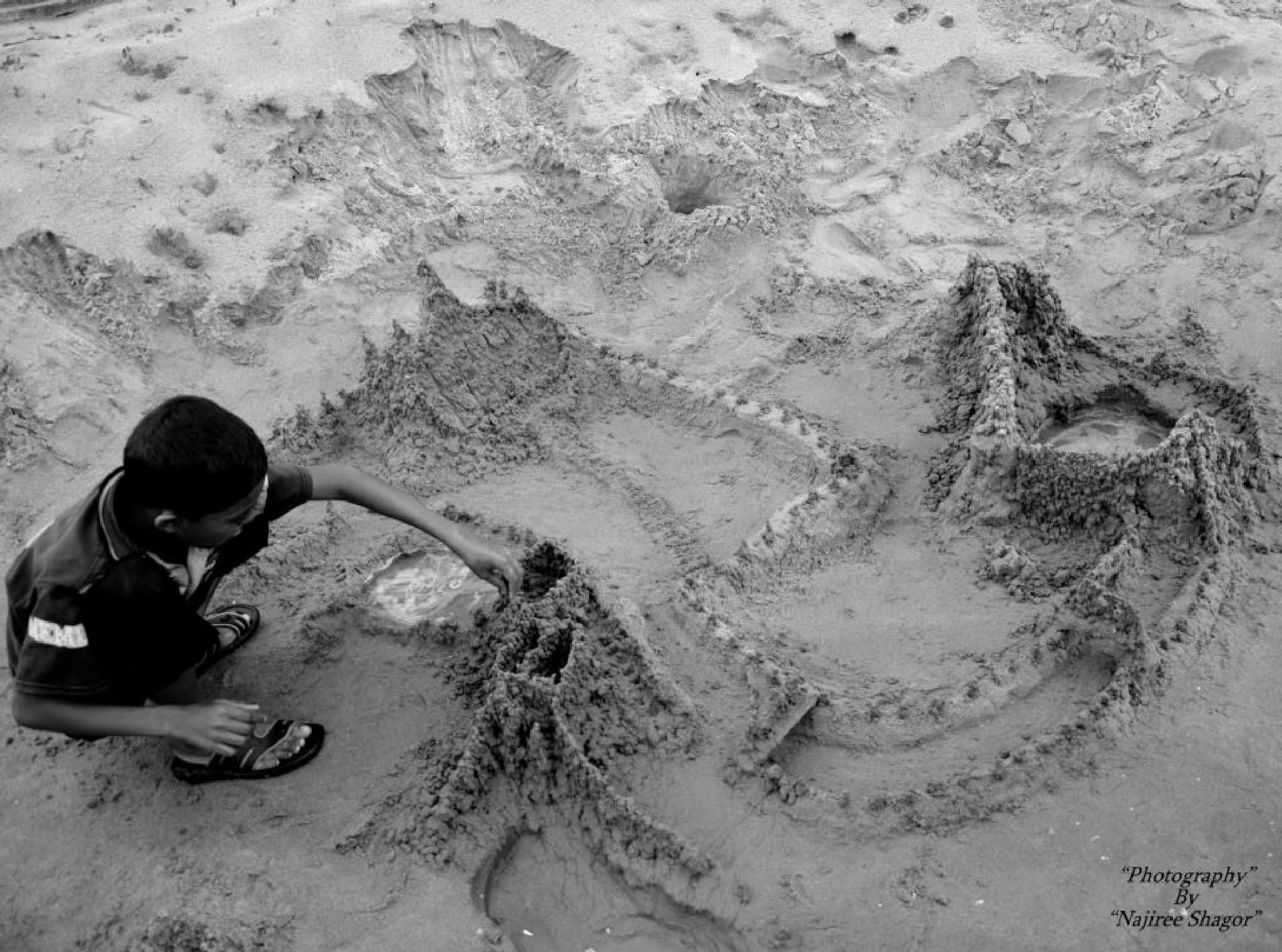 Chaildhood............ by Najiree Shagorকৌতূহল