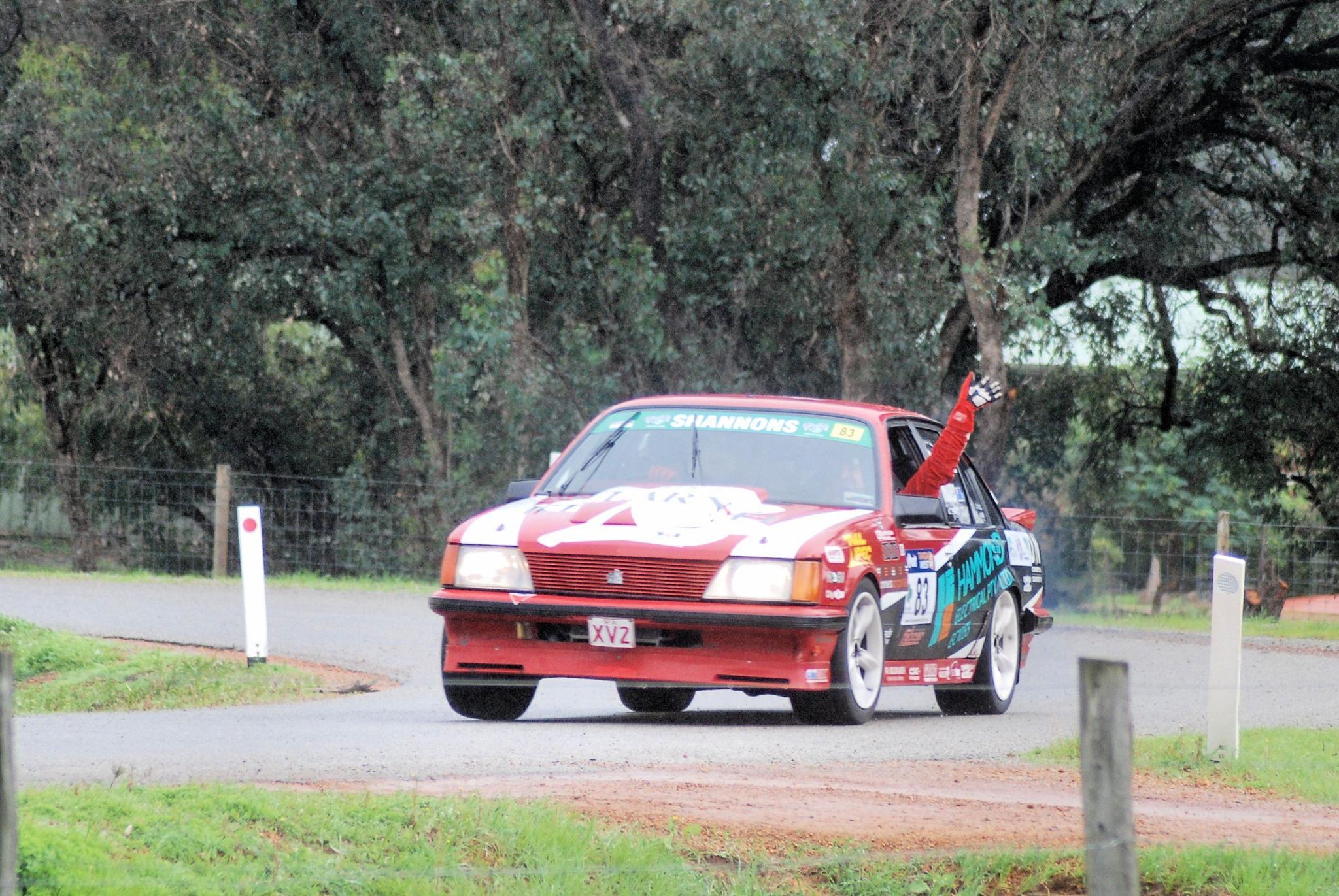 Targa Rally, Muchea, Western Australia by Zoid359WA