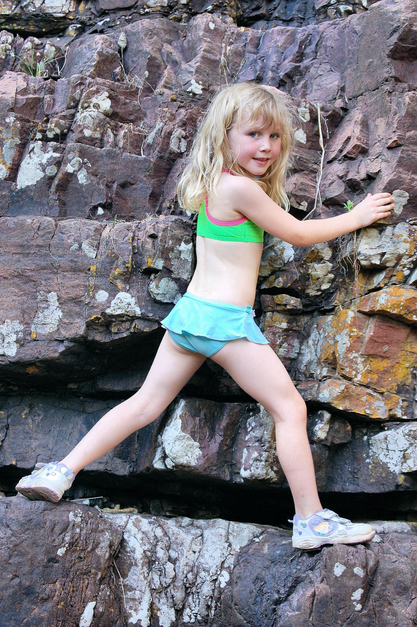 Adventerous Child by Zoid359WA