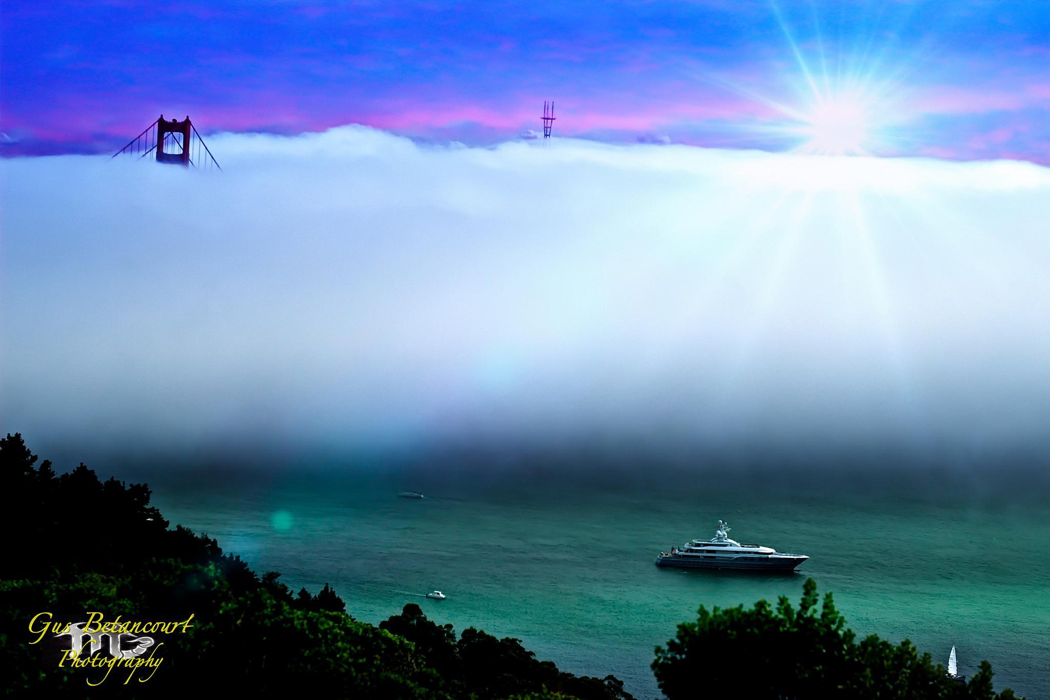 """Karl"" The fog.. by gusbetancourt3"