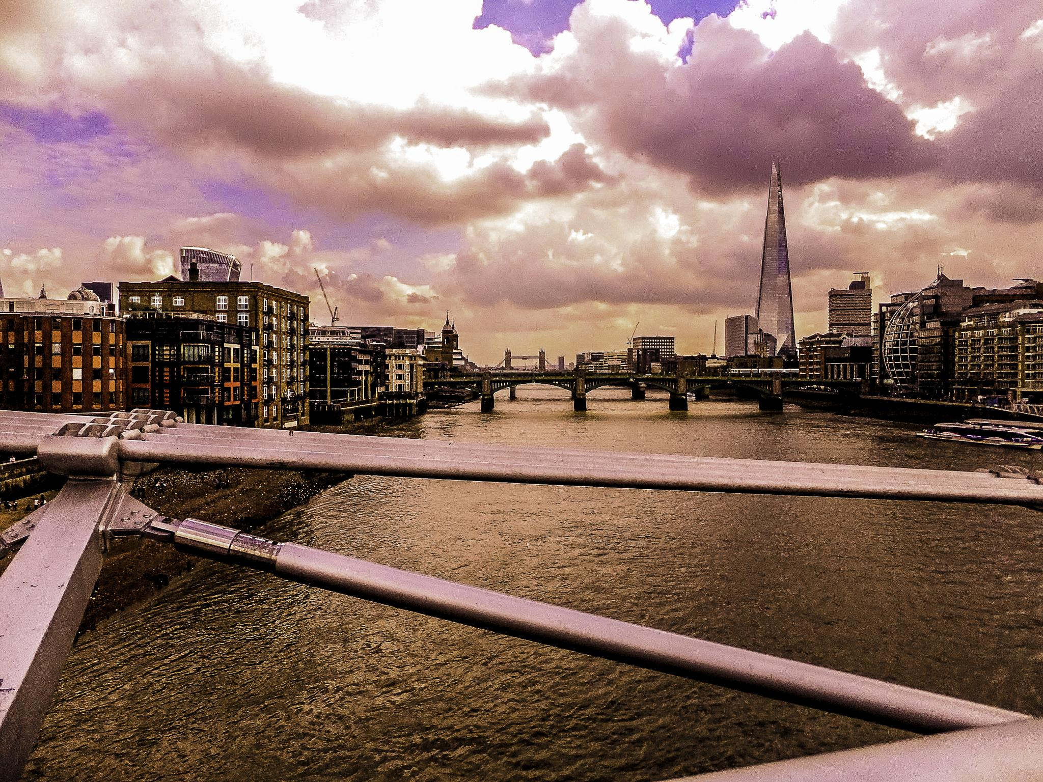 London Recaptured by Robbie Clark Photographics