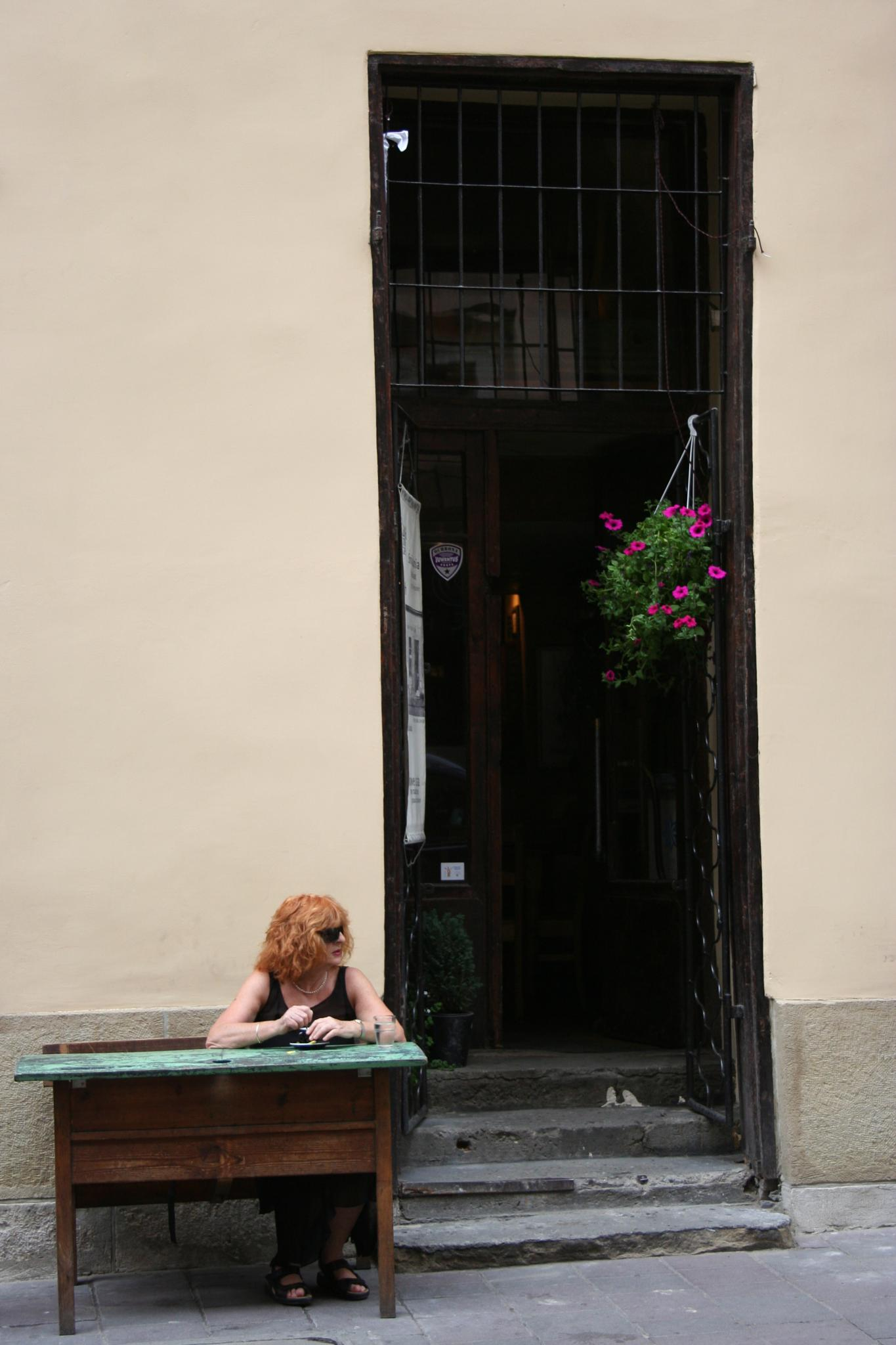 Lady in Krakow by fotografdenise