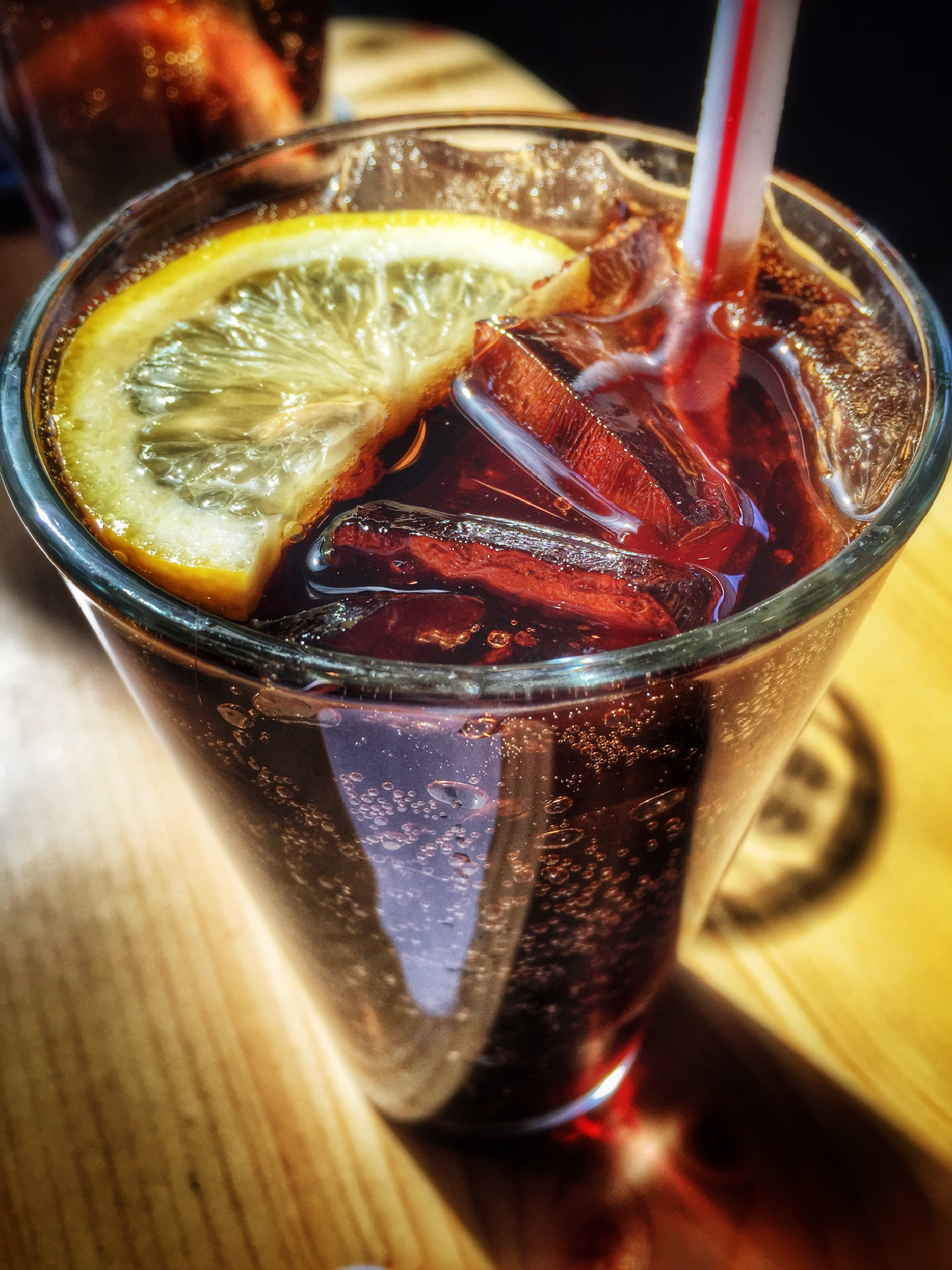 Refreshment  by rickferris