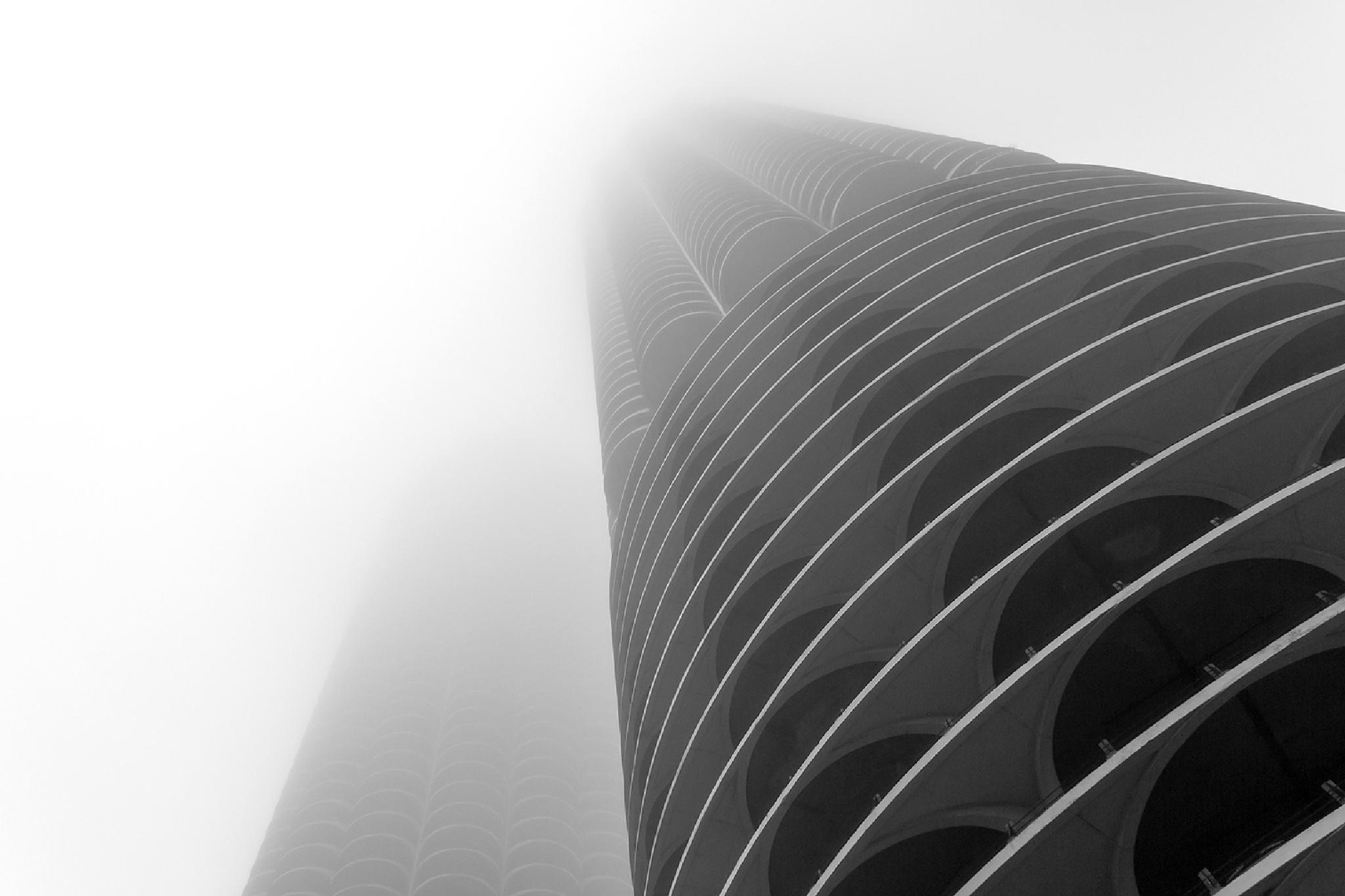 Marina Towers by rickferris