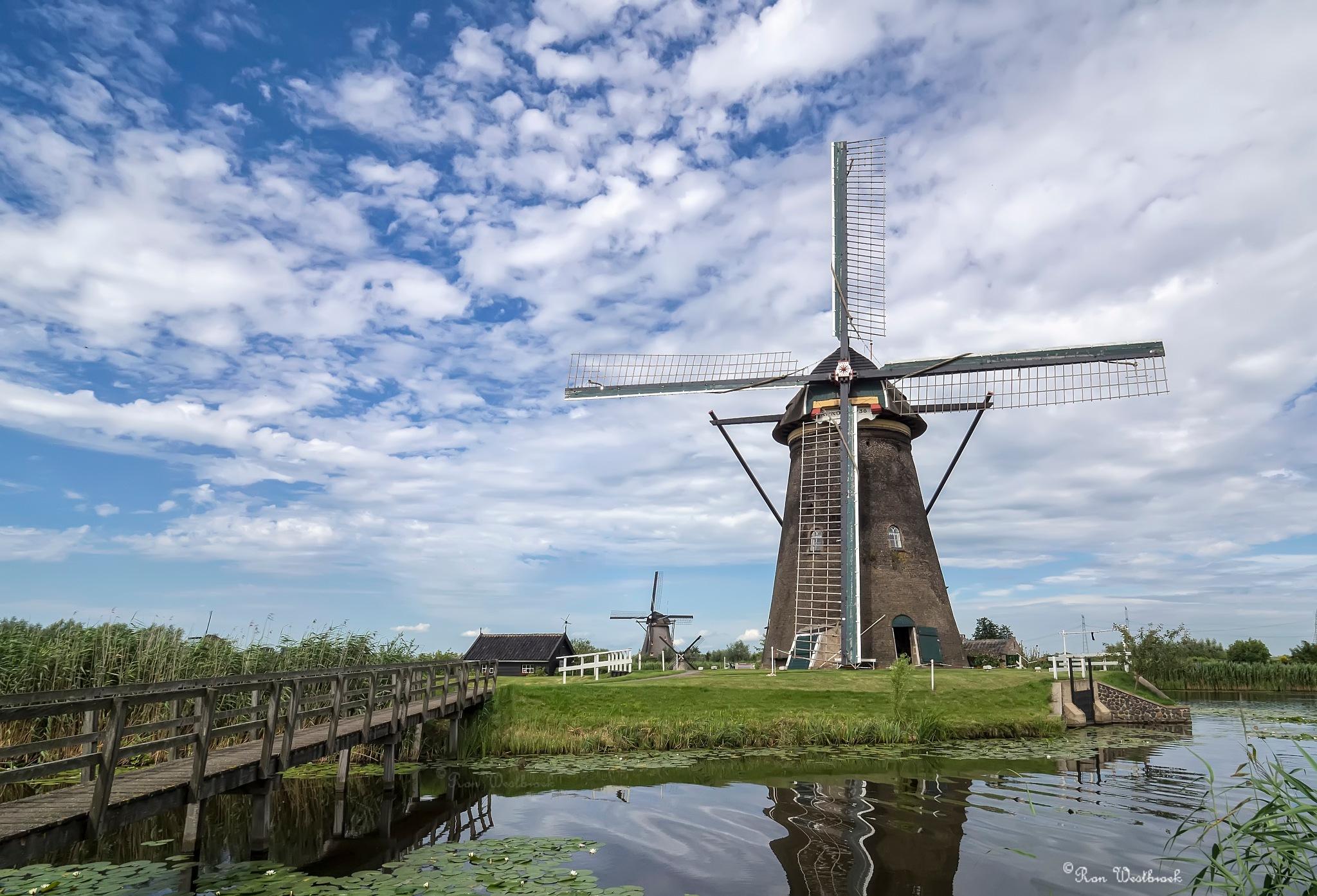 Windmill by Ron Westbroek