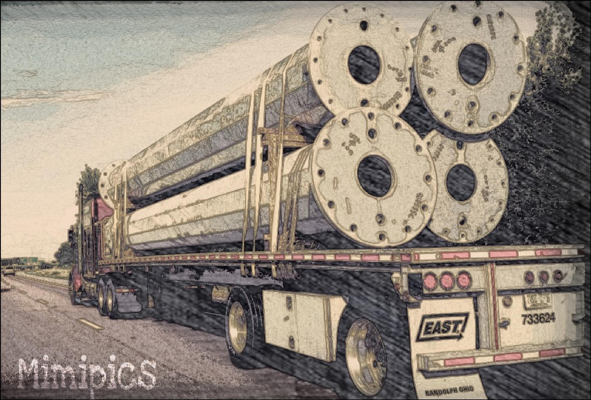 Truckin' by Mimipics