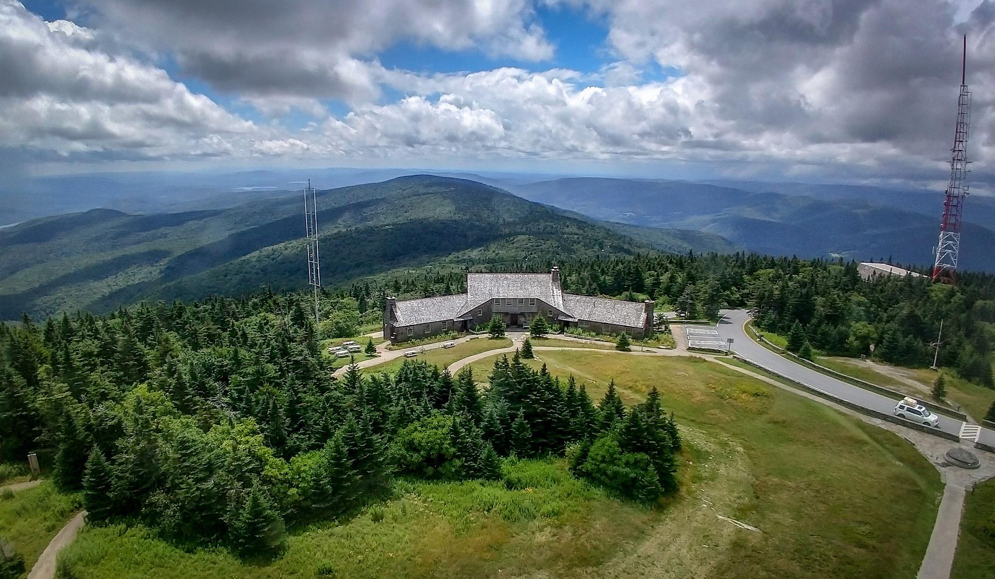 Mount Grey Lock by Tom P.