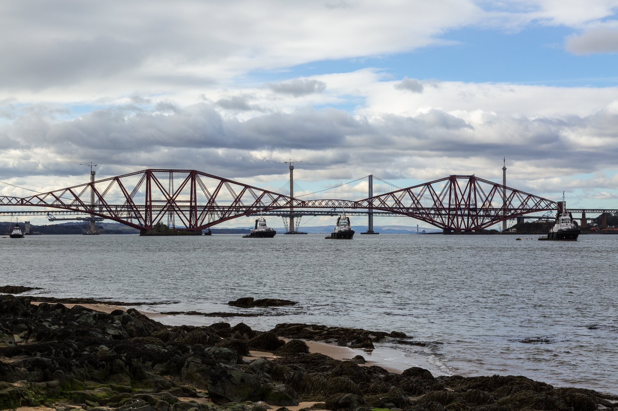 The Forth Bridges by Bruce MacLennan